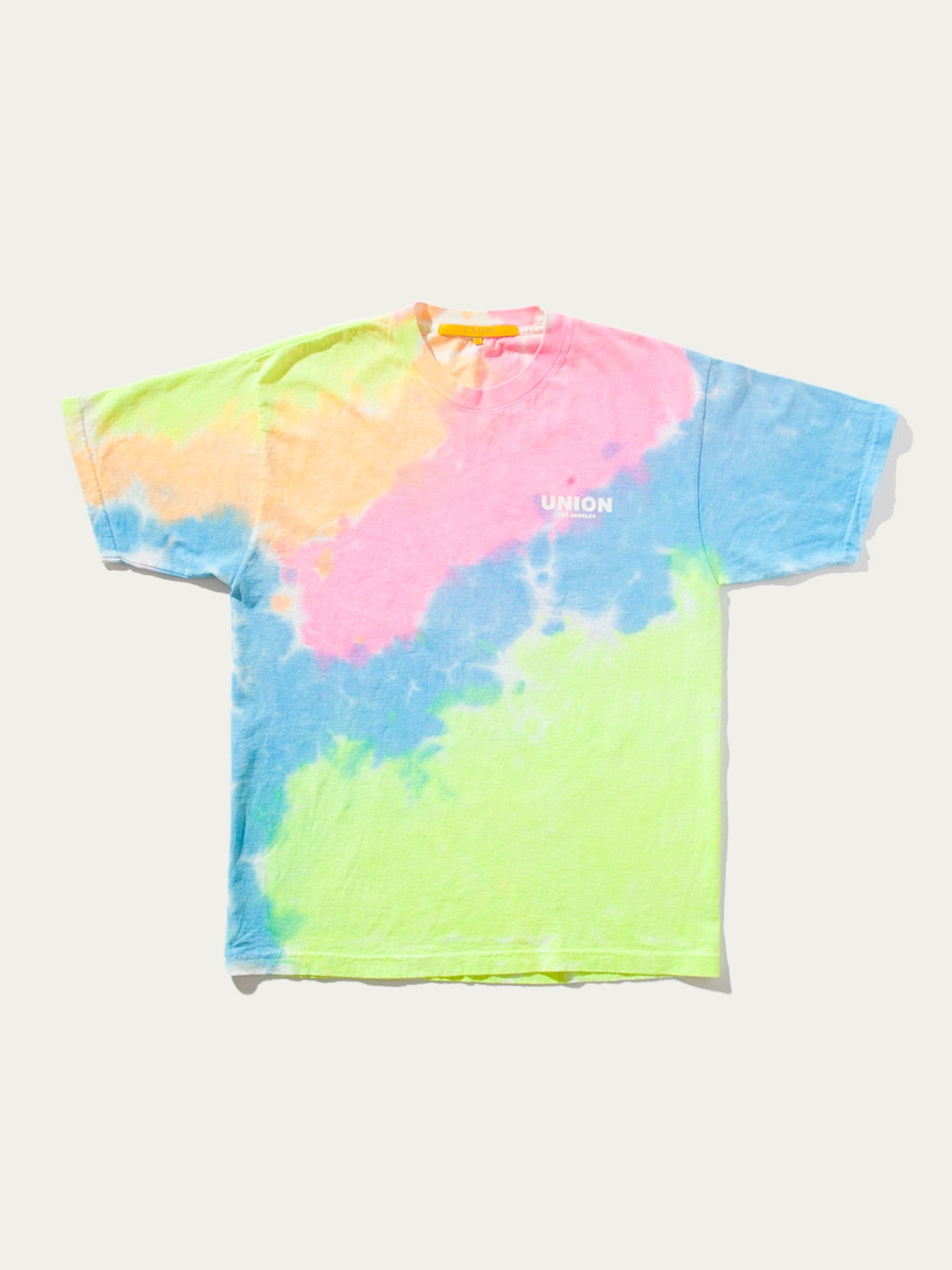 1 Tie Dye Staff T-Shirt (Basic) 1