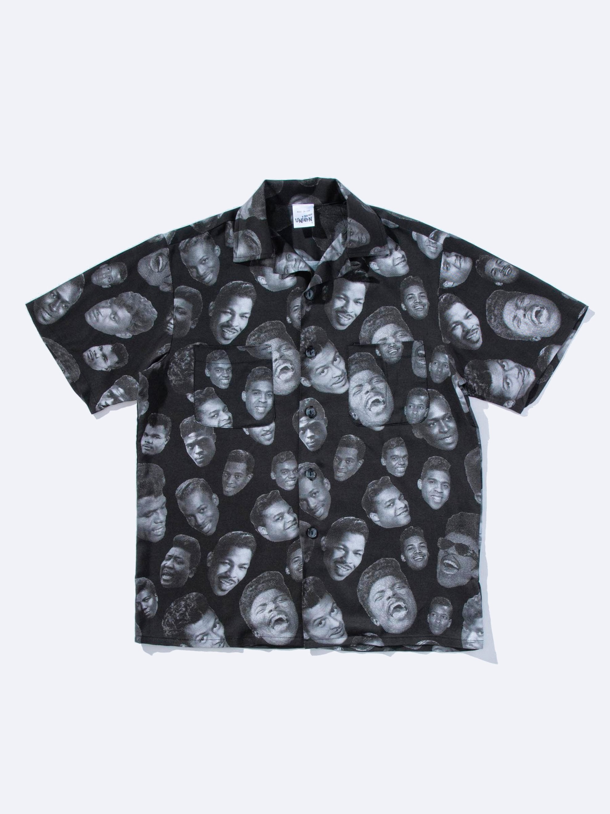 Black Heads S/S Woven Shirt 1