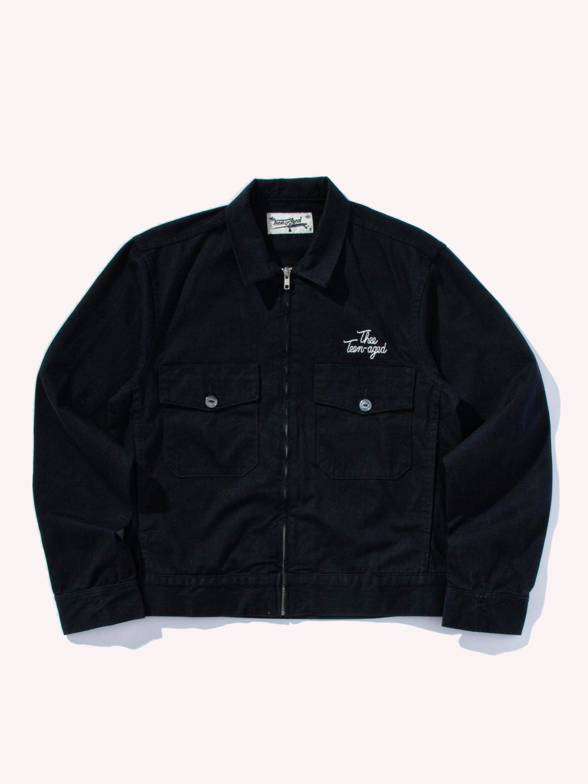 Black Thee Union Jacket 7