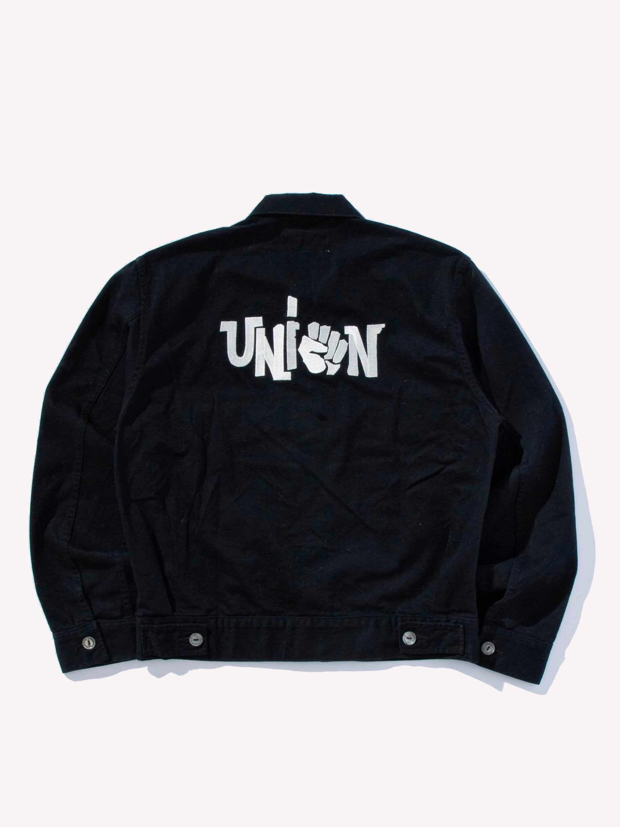 Black Thee Union Jacket 1