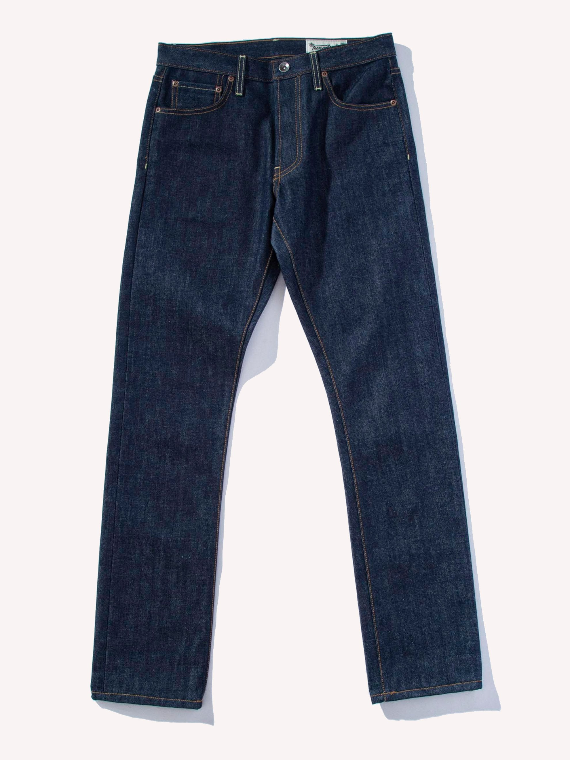 Indigo Mr. Wilson Union Jean 1