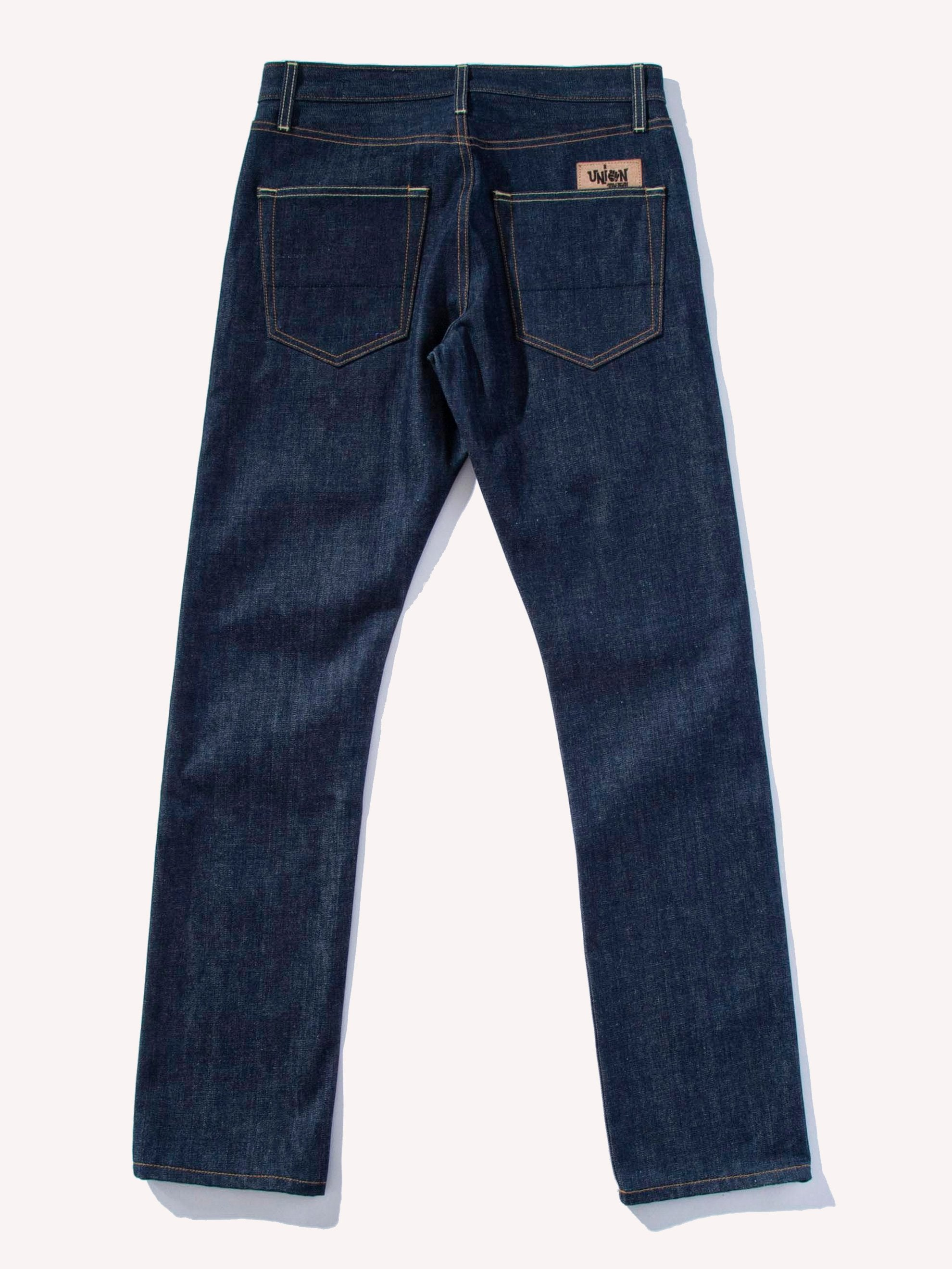 Indigo Mr. Wilson Union Jean 9