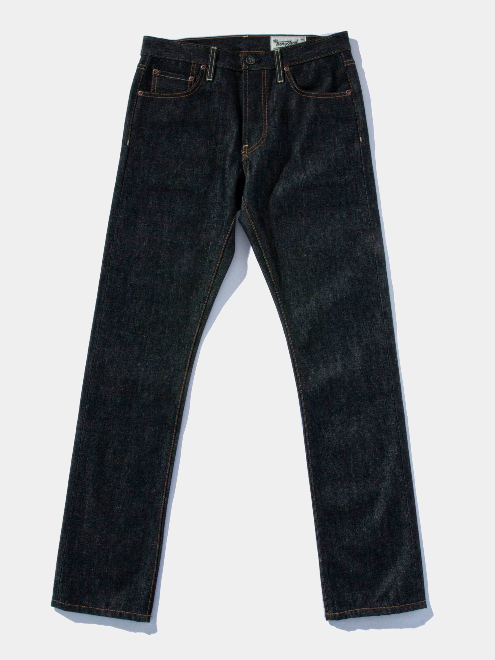 Black Mr. Wilson Union Jean 1