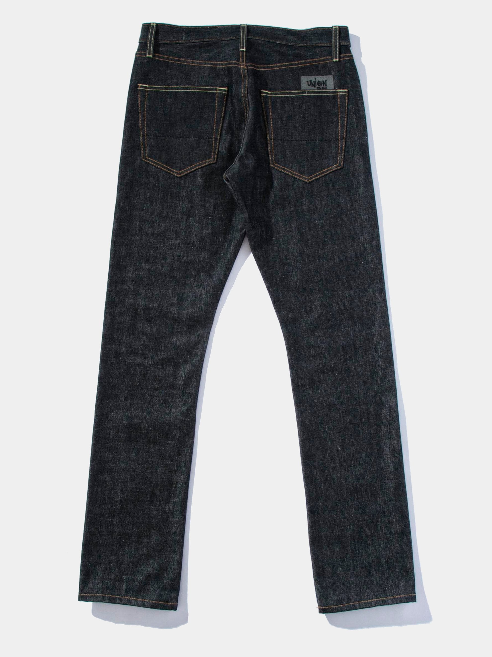 Black Mr. Wilson Union Jean 3