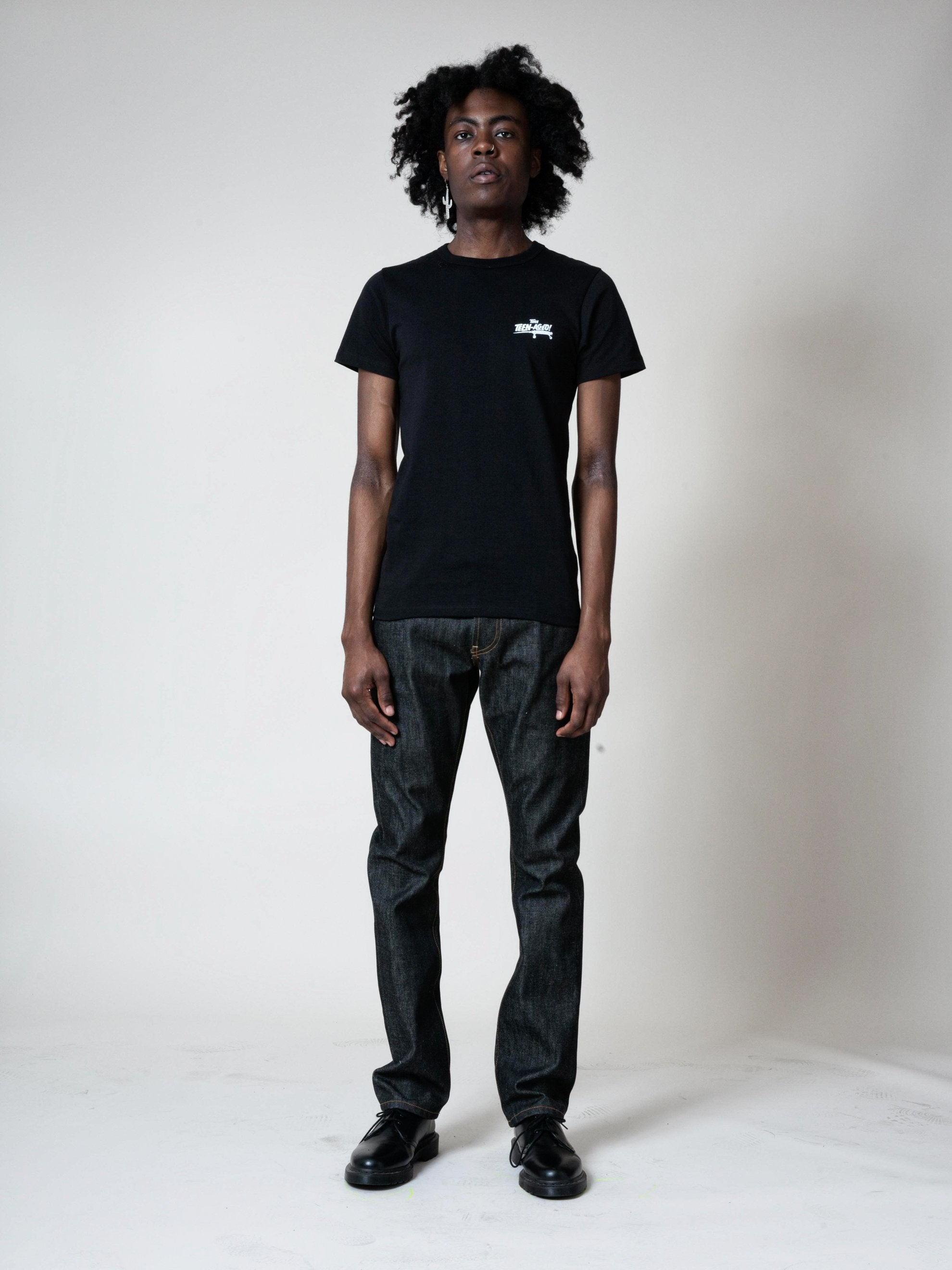 Black Mr. Wilson Union Jean 2