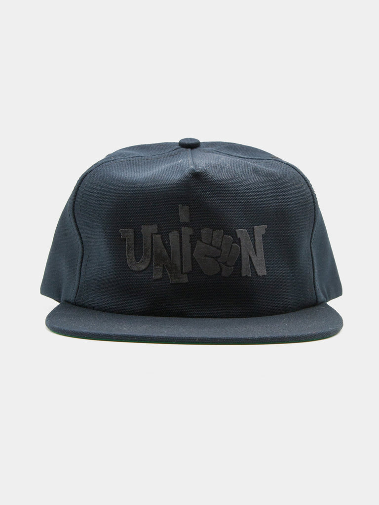 Union 5 Panel Unstructured Trucker