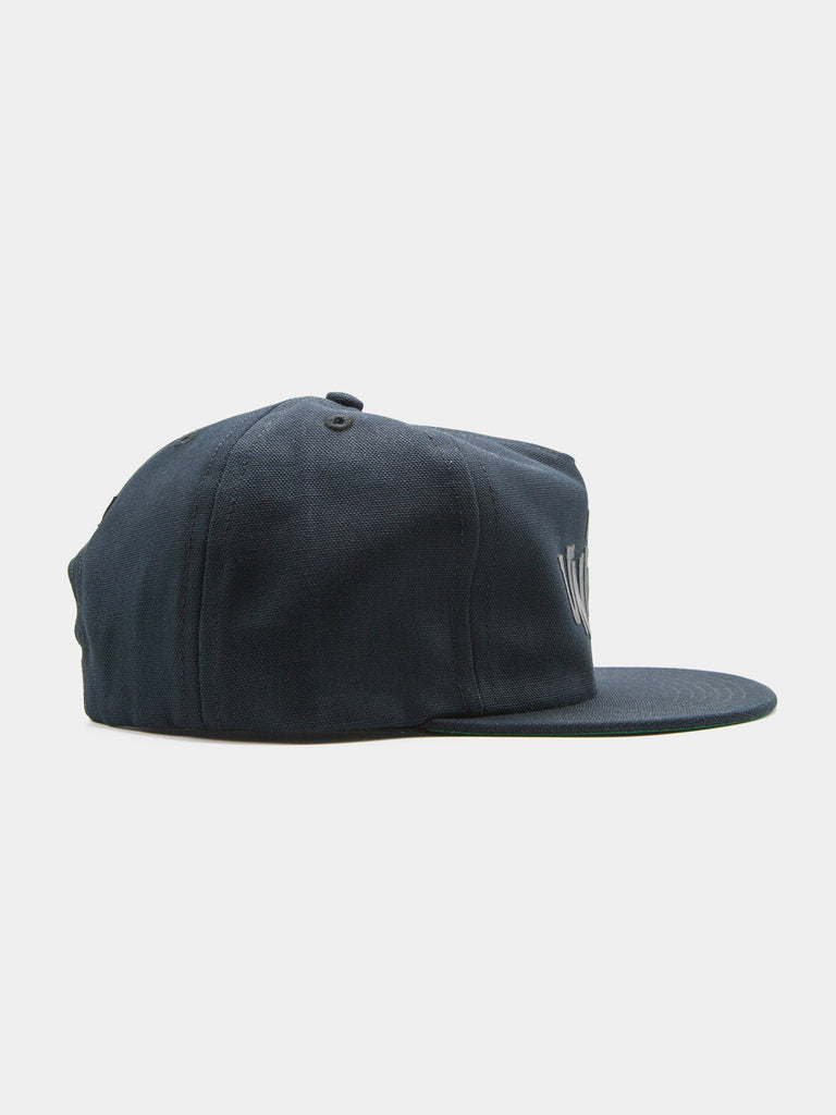 Black Union 5 Panel Unstructured Trucker 2919205838857