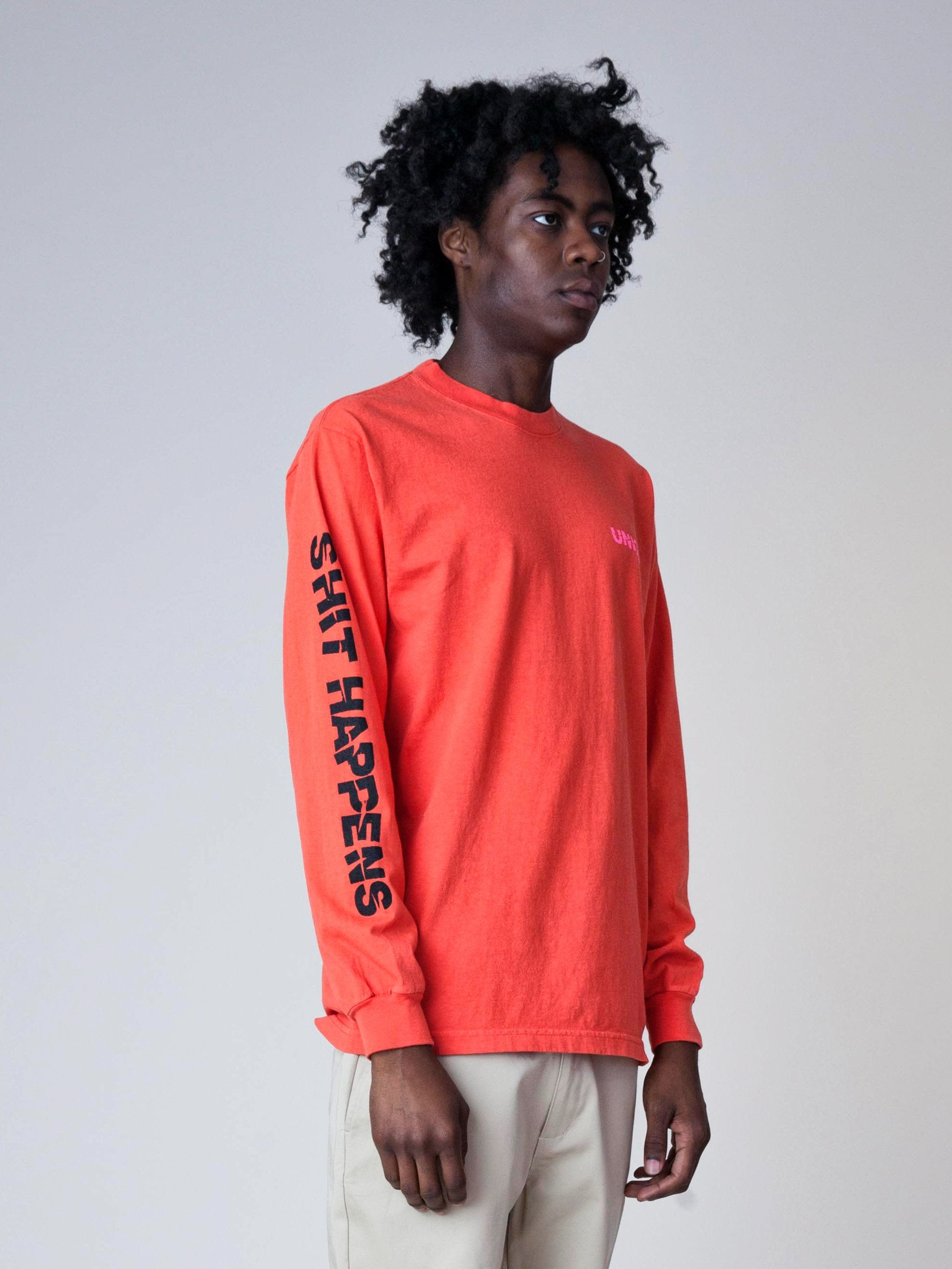 Shit Happens L/S T-Shirt