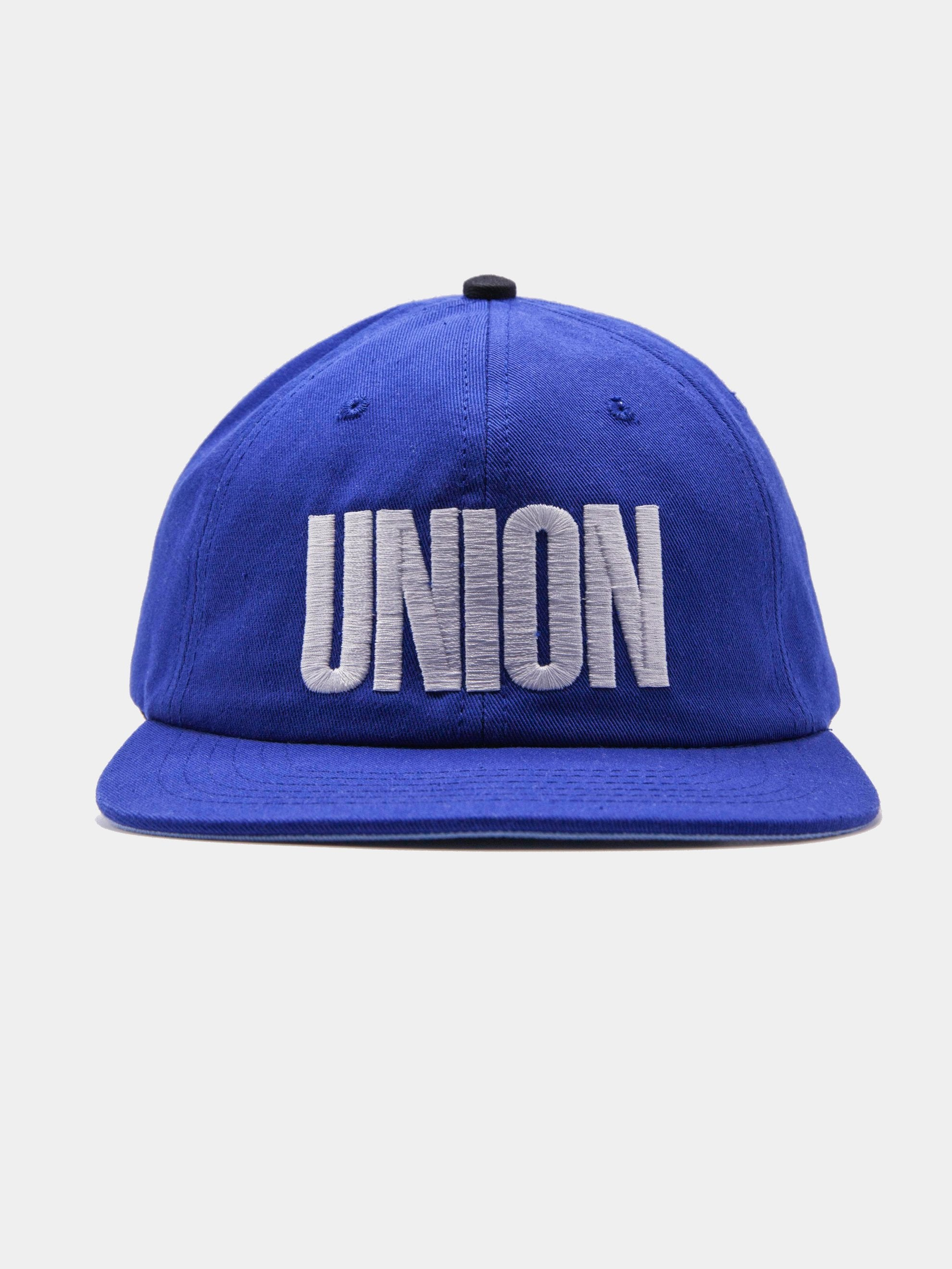 Royal Blue Union Logo Cap 1
