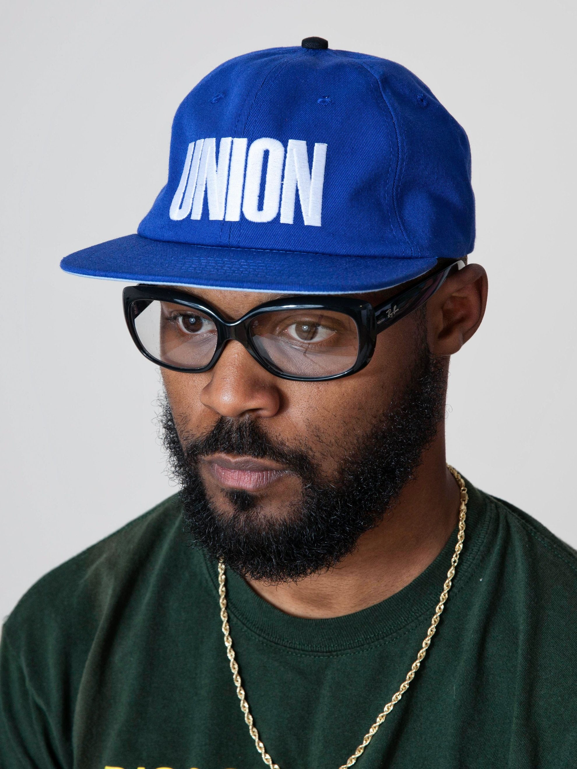 Royal Blue Union Logo Cap 2