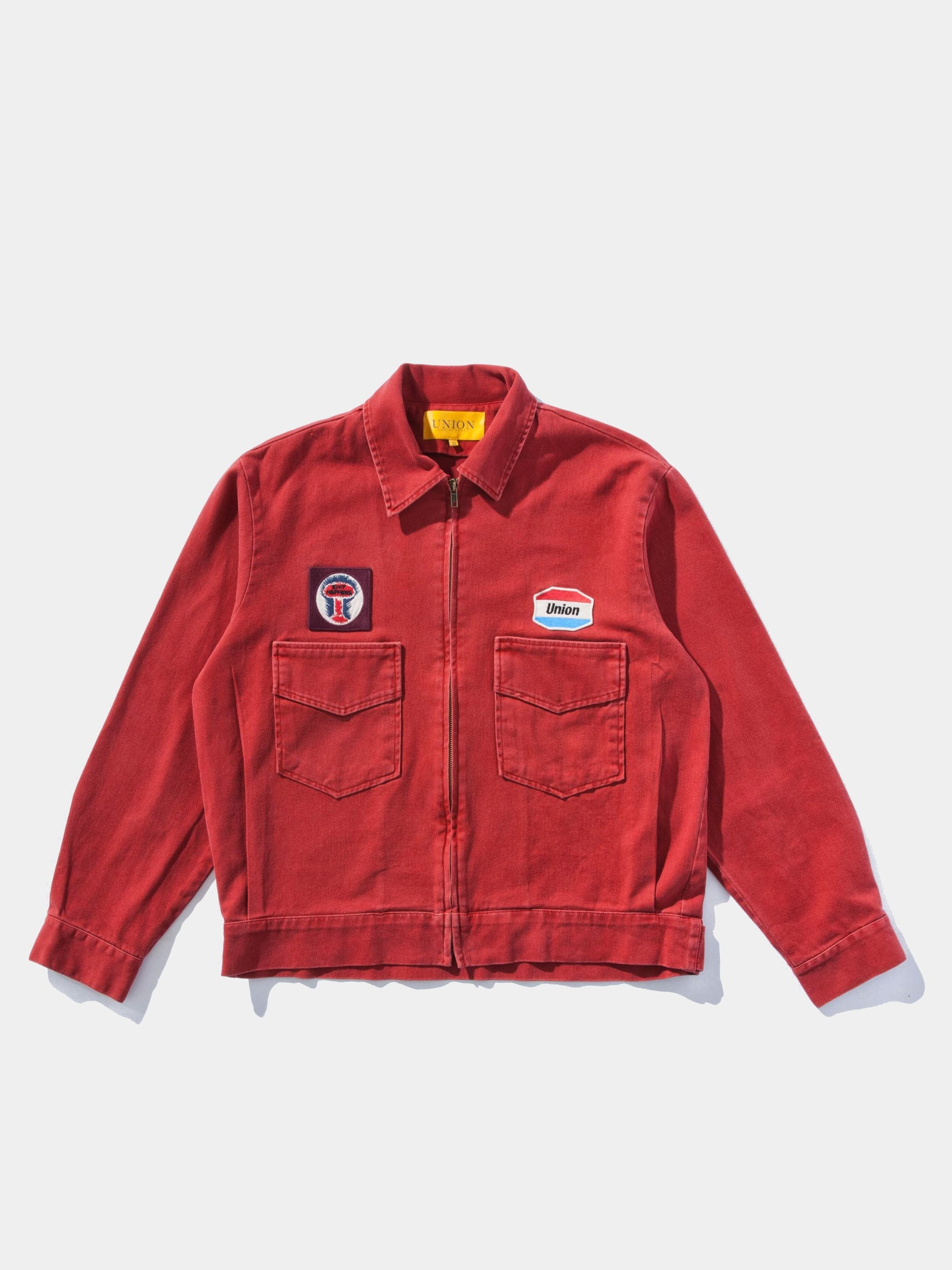 Shit Happens Mechanics Jacket