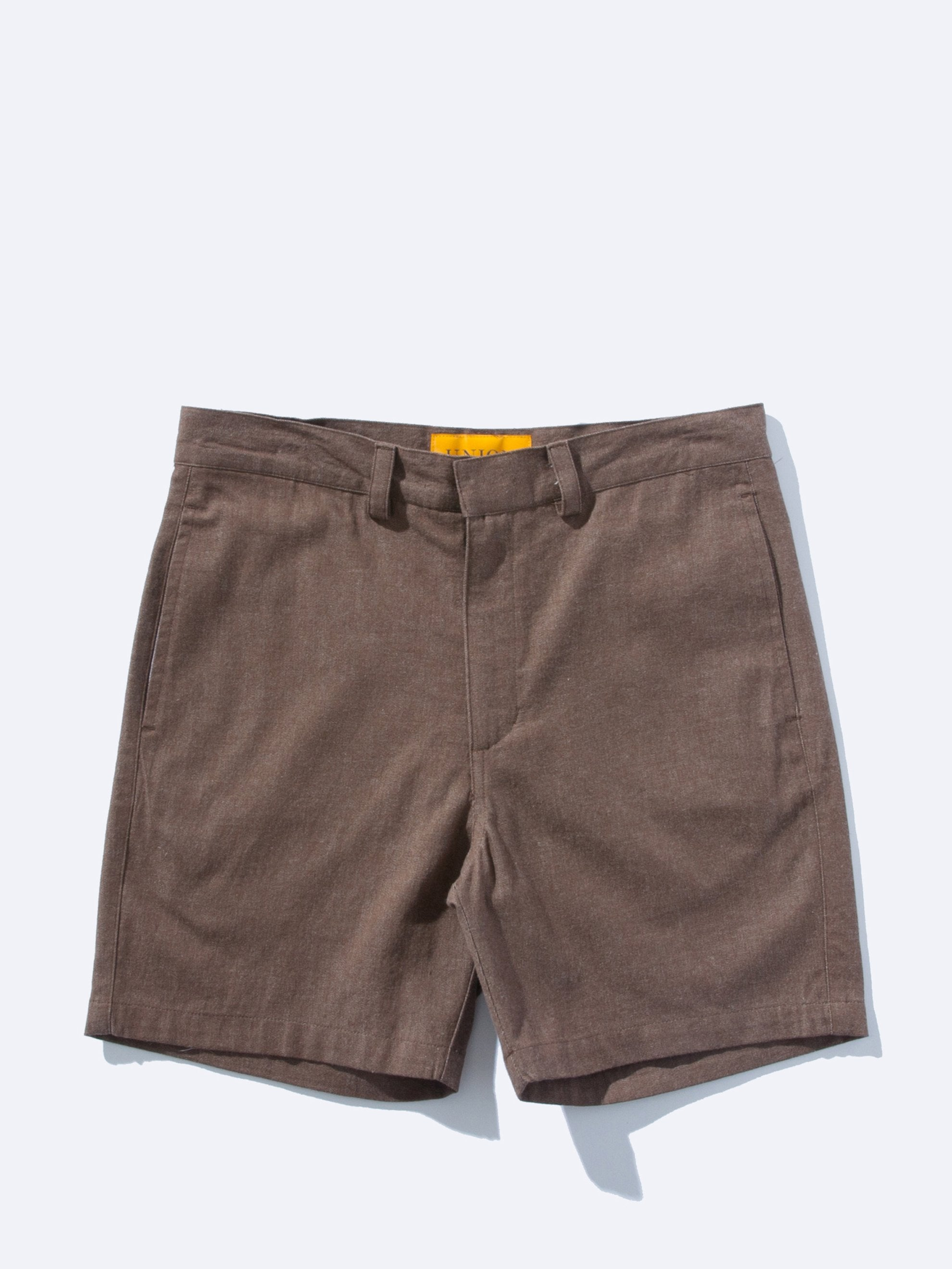 M11 Brown Chino Short 1