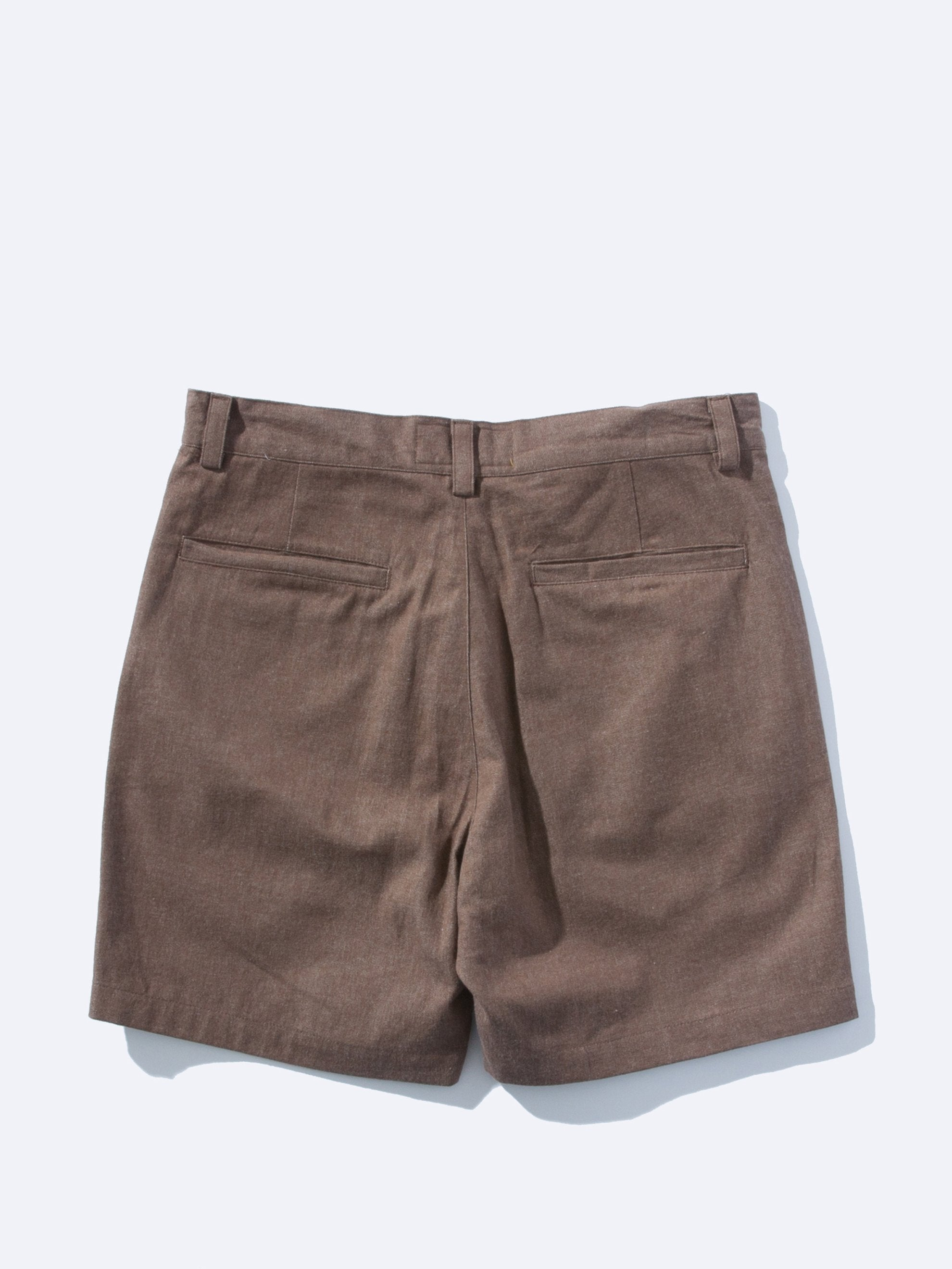 M11 Brown Chino Short 2
