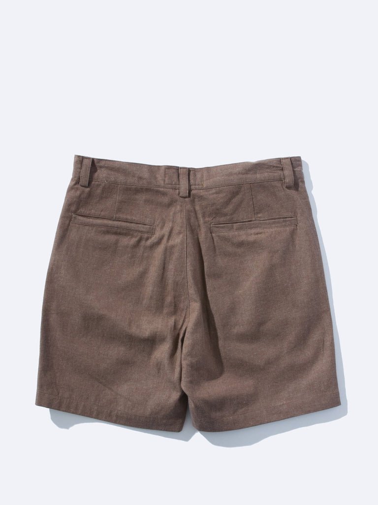 M11 Brown Chino Short 23645076832333