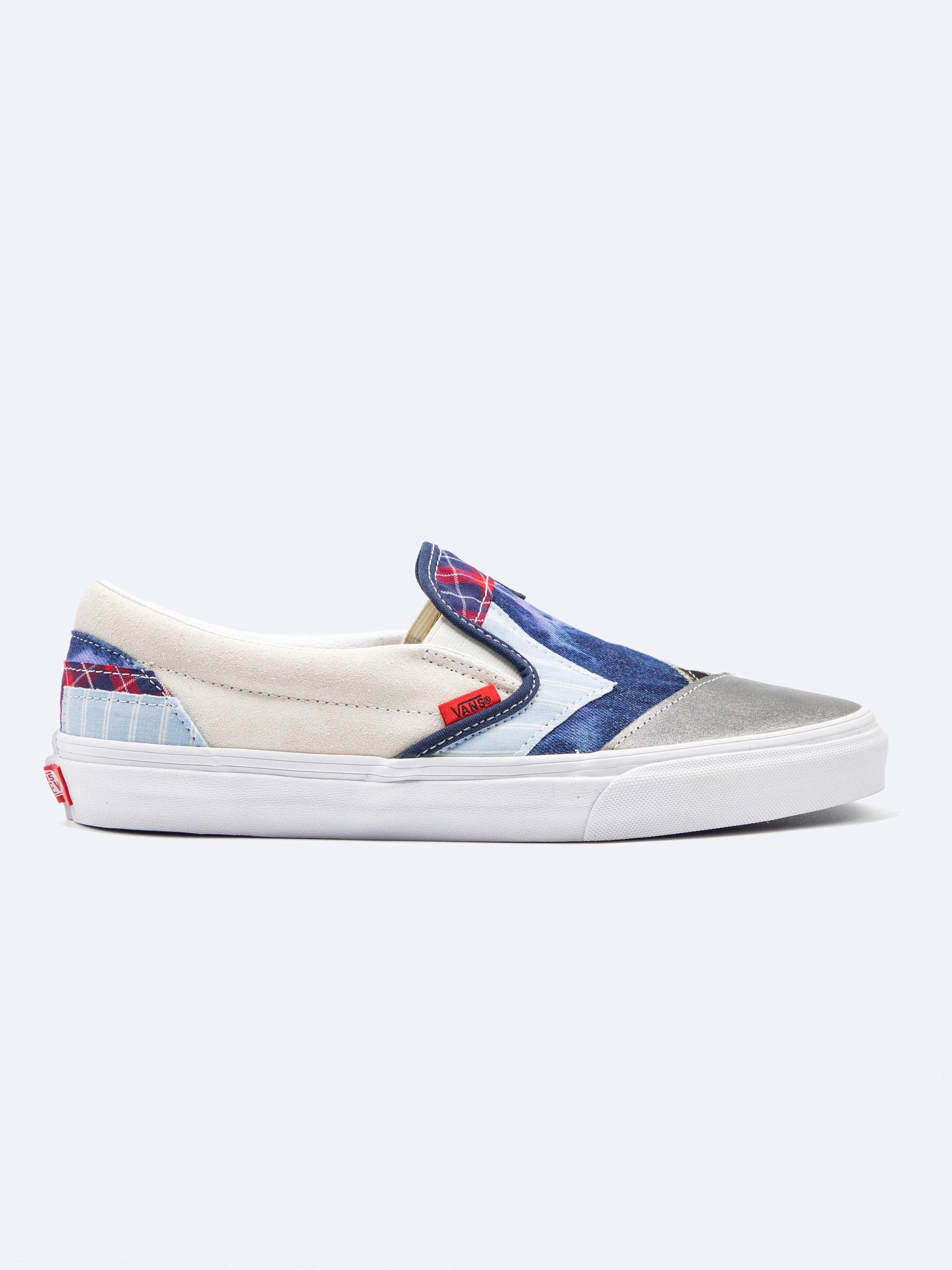 Patchwork/Assorted UA Vans Classic Slip-On 1