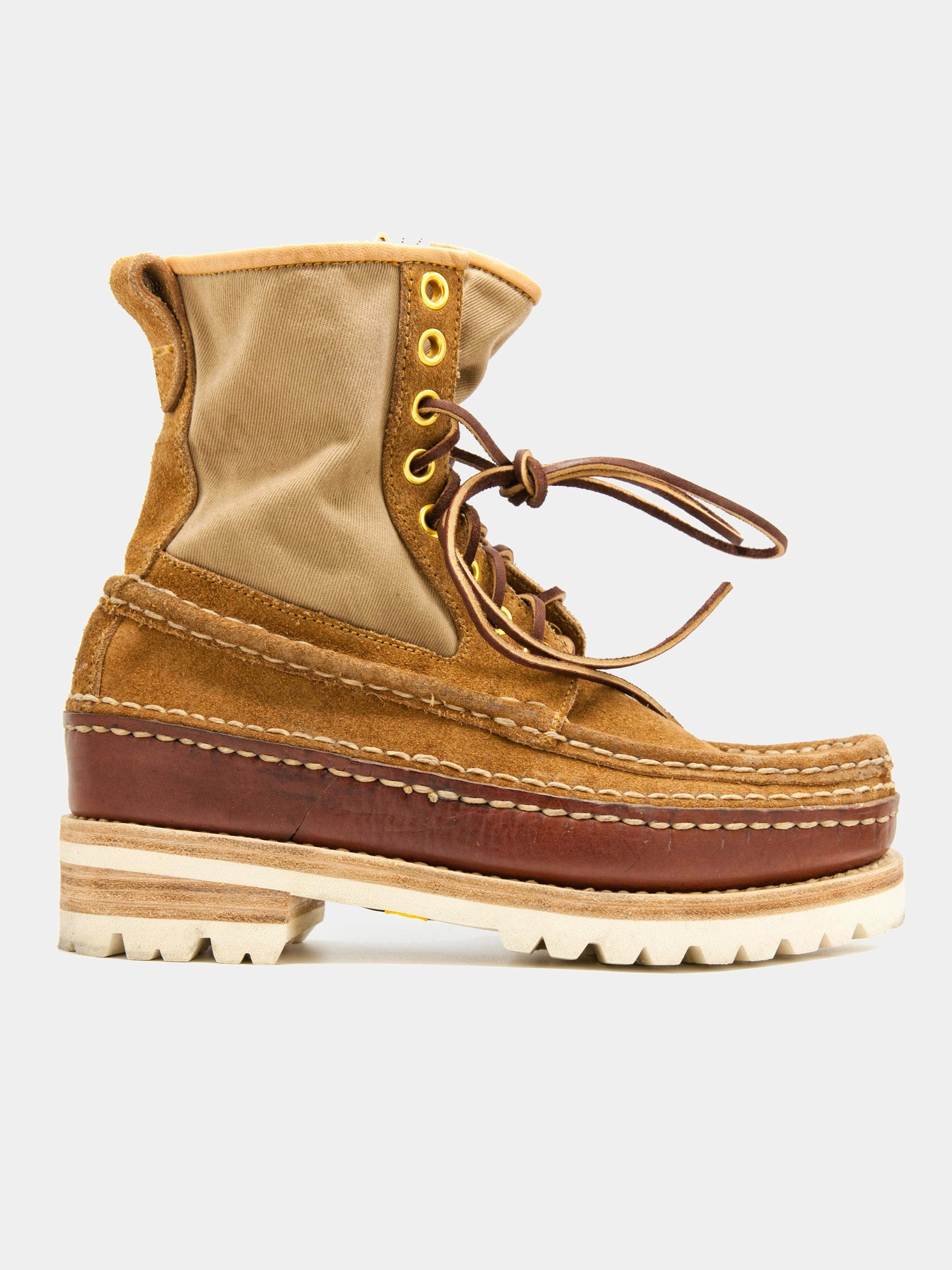 Camel Grizzly Hi-Folk Boots 1