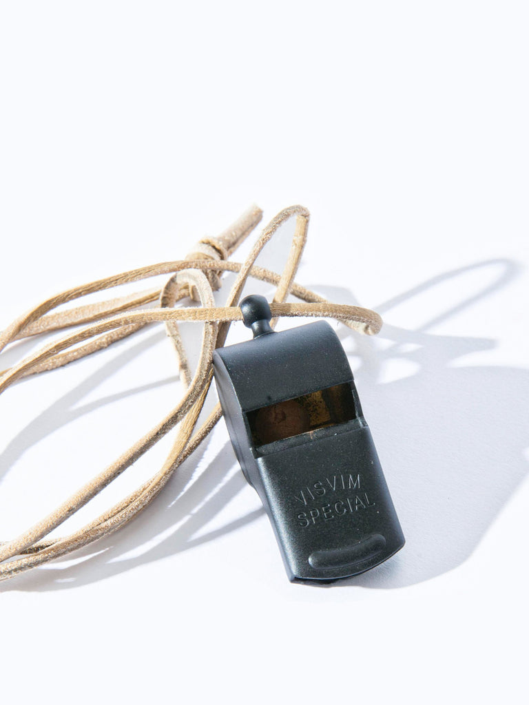 Metal/Cotton Law Enforcement Whistle 313571980197965