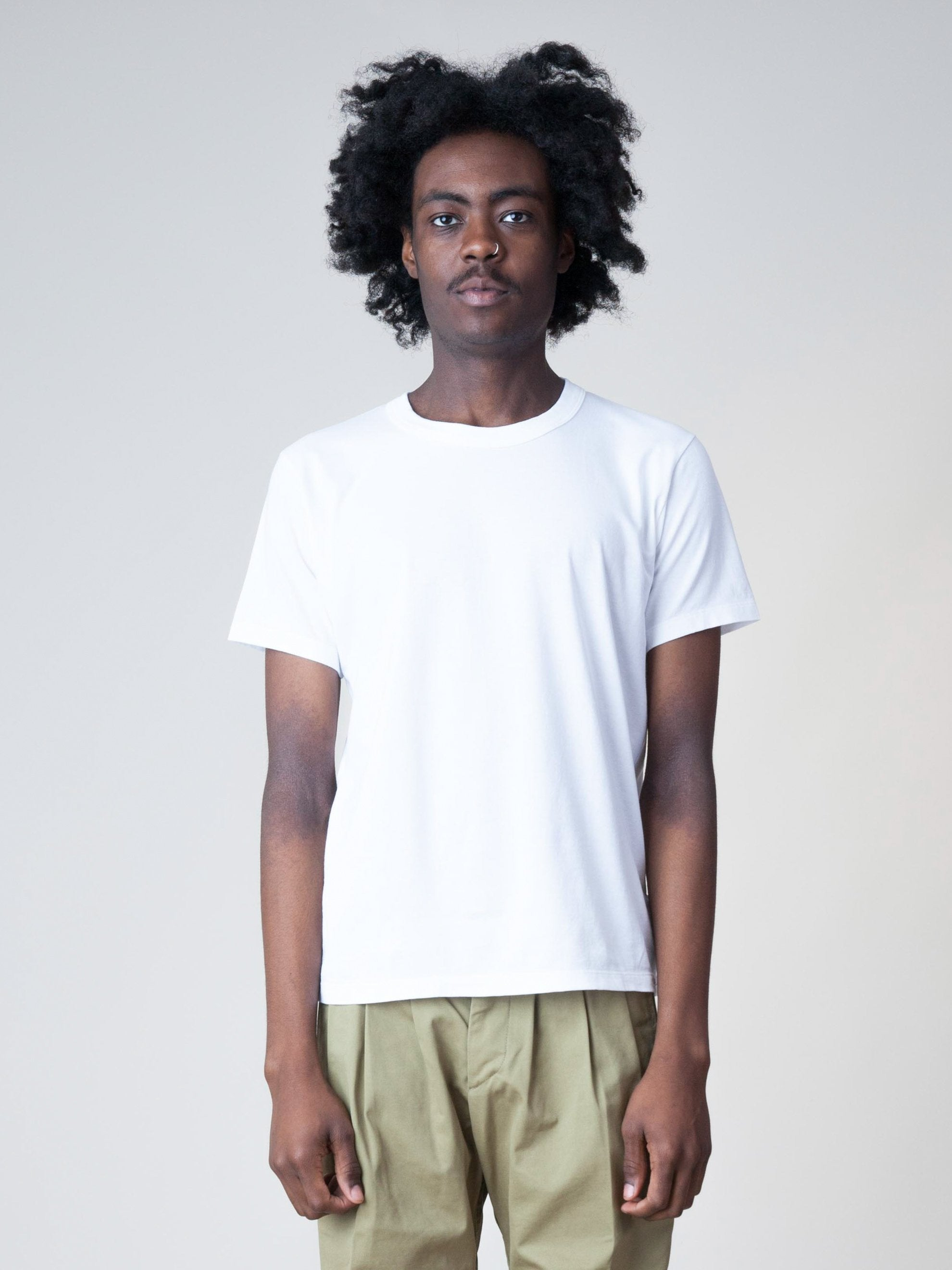 White Sublib Crew 3-Pack S/S (Wide) 2