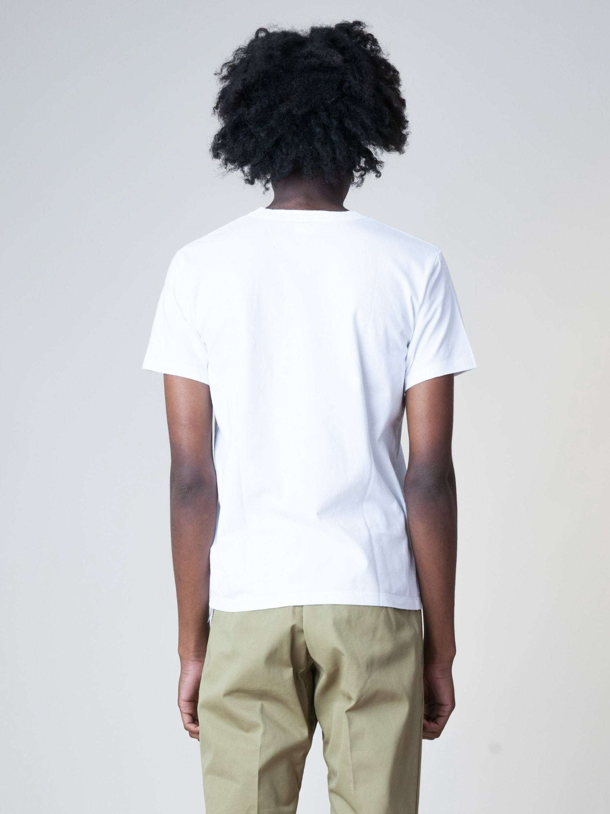 White Sublib Crew 3-Pack S/S (Wide) 5