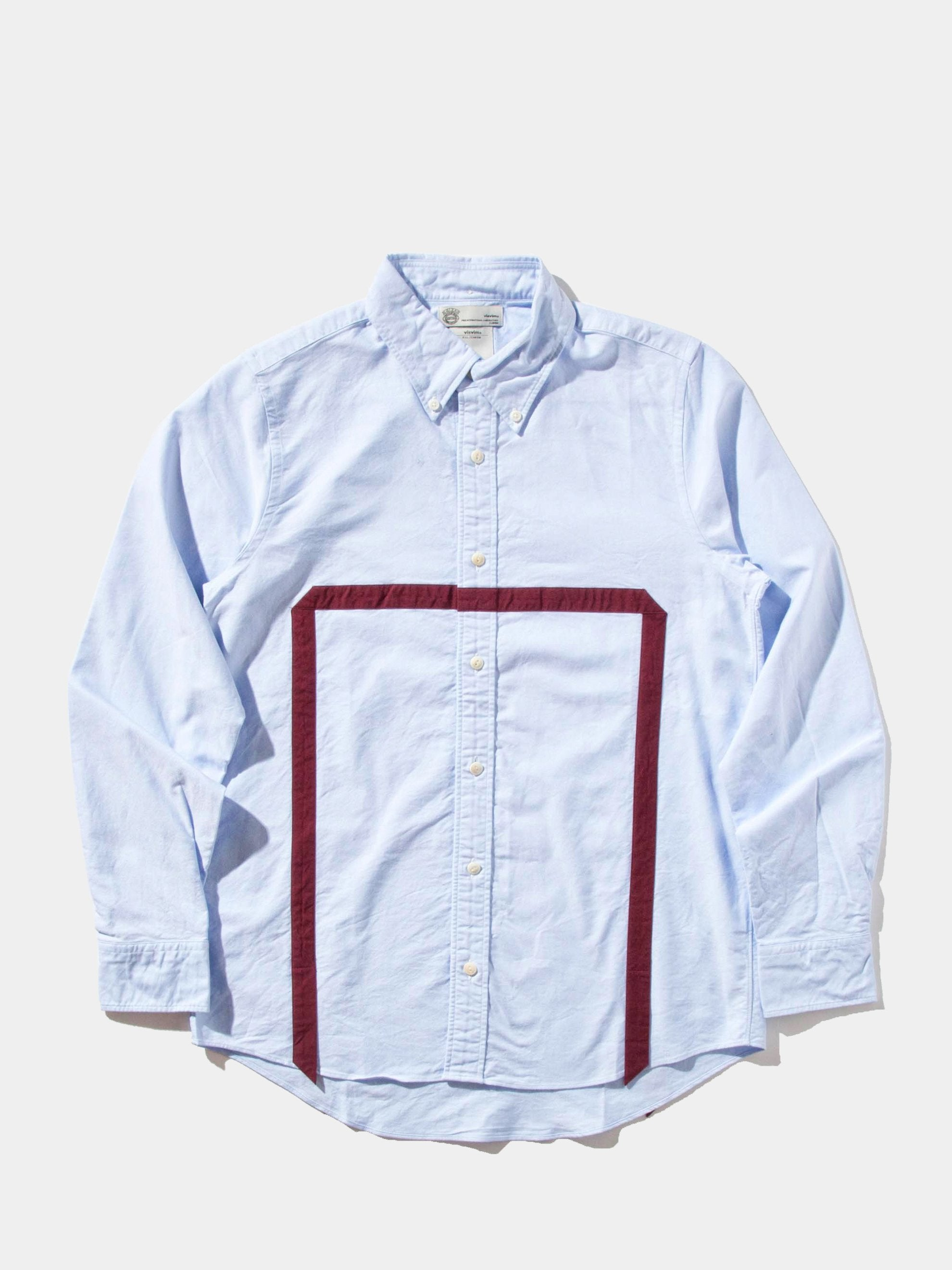 V+V 5-Nation Shirt L/S (Giza OX)