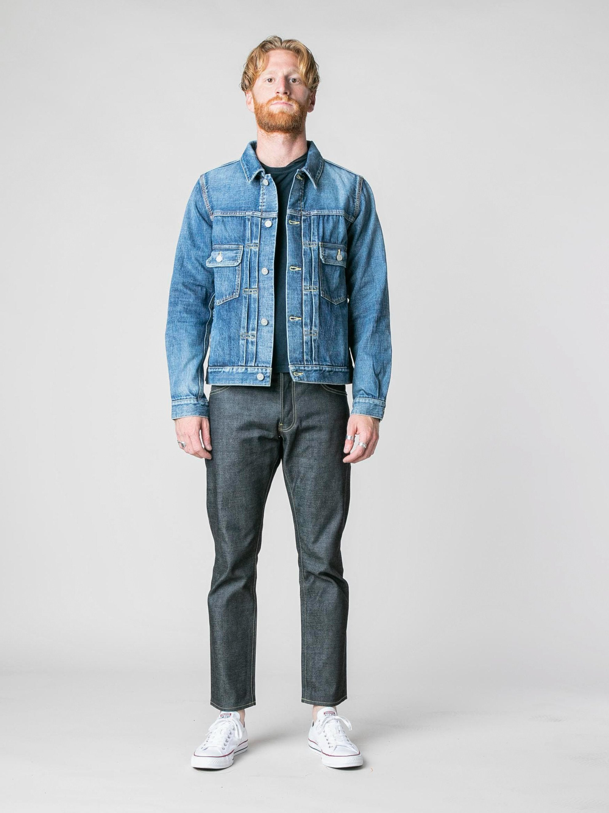 Indigo SS 101 Jacket (Damaged-1001) 3