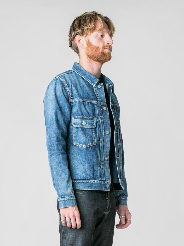 Indigo SS 101 Jacket (Damaged-1001) 413570237464653