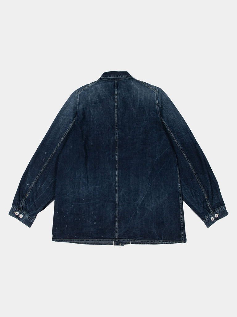 SS Section Gang Coverall Dry Denim14932280016973