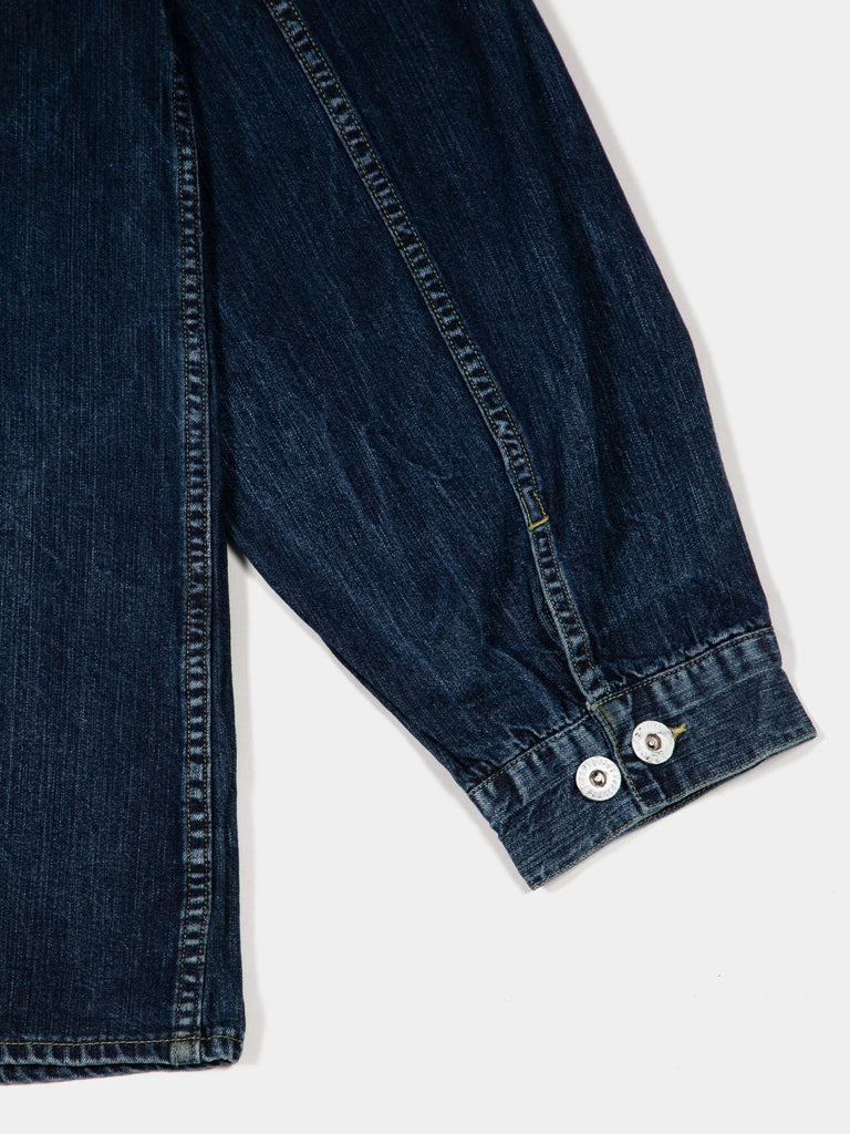 SS Section Gang Coverall Dry Denim14932280082509