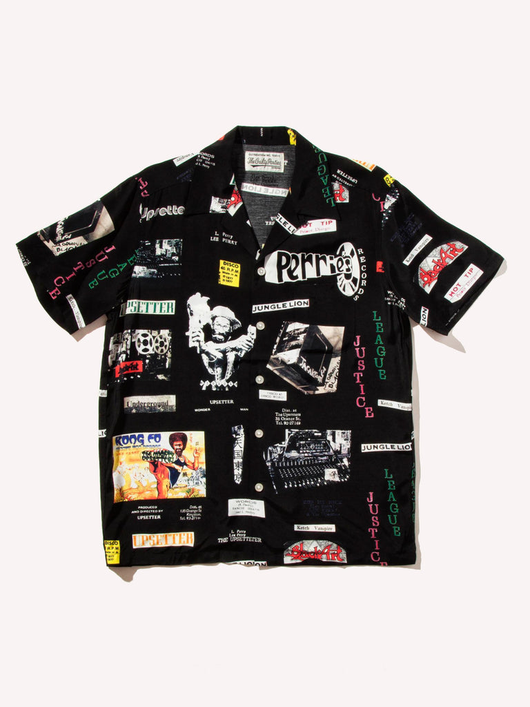 Lee Perry Hawaiian Shirt
