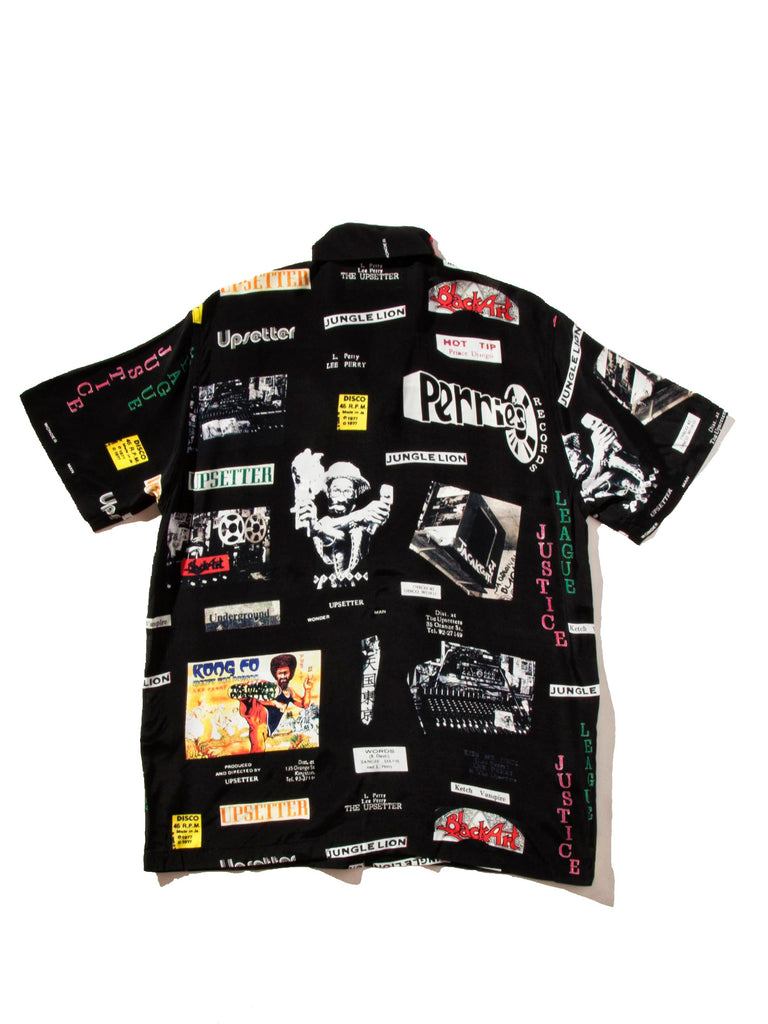 White Lee Perry Hawaiian Shirt 823539591497