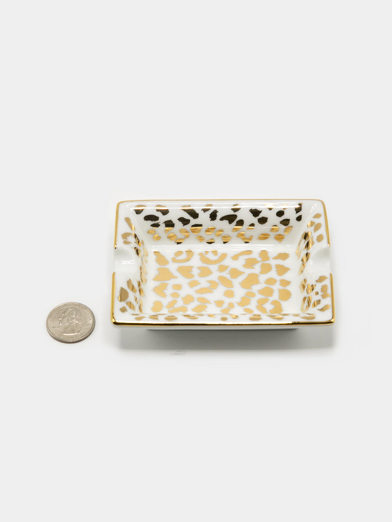 Leopard Ashtray (Type-1)13750224322637
