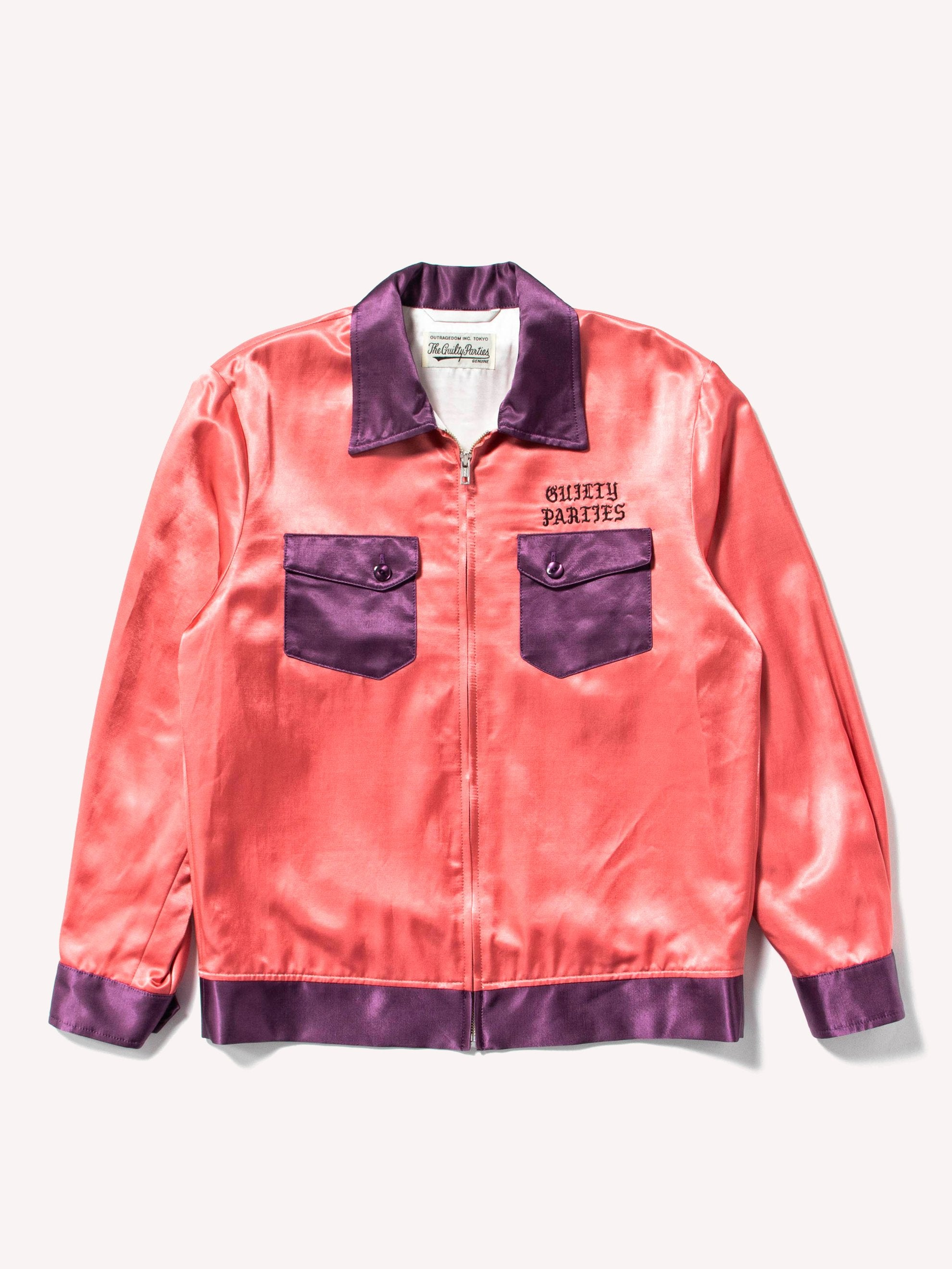 Two-Tone 50's Jacket