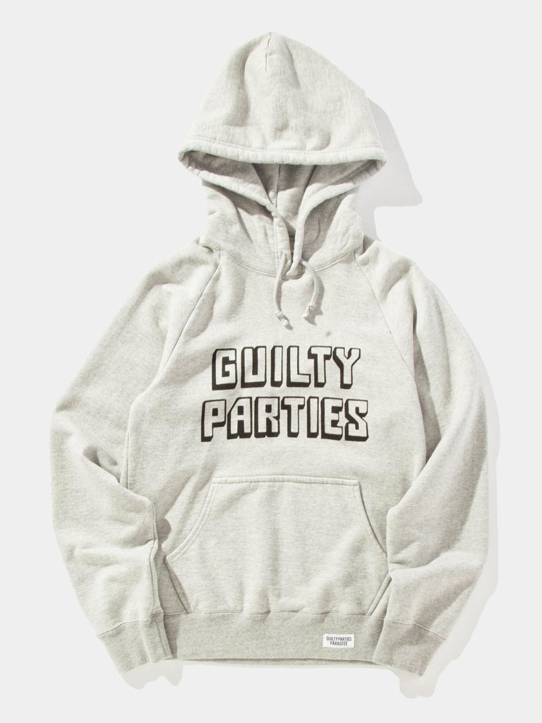 Washed Heavy Weight Pullover Hooded Sweatshirt (Type-2)