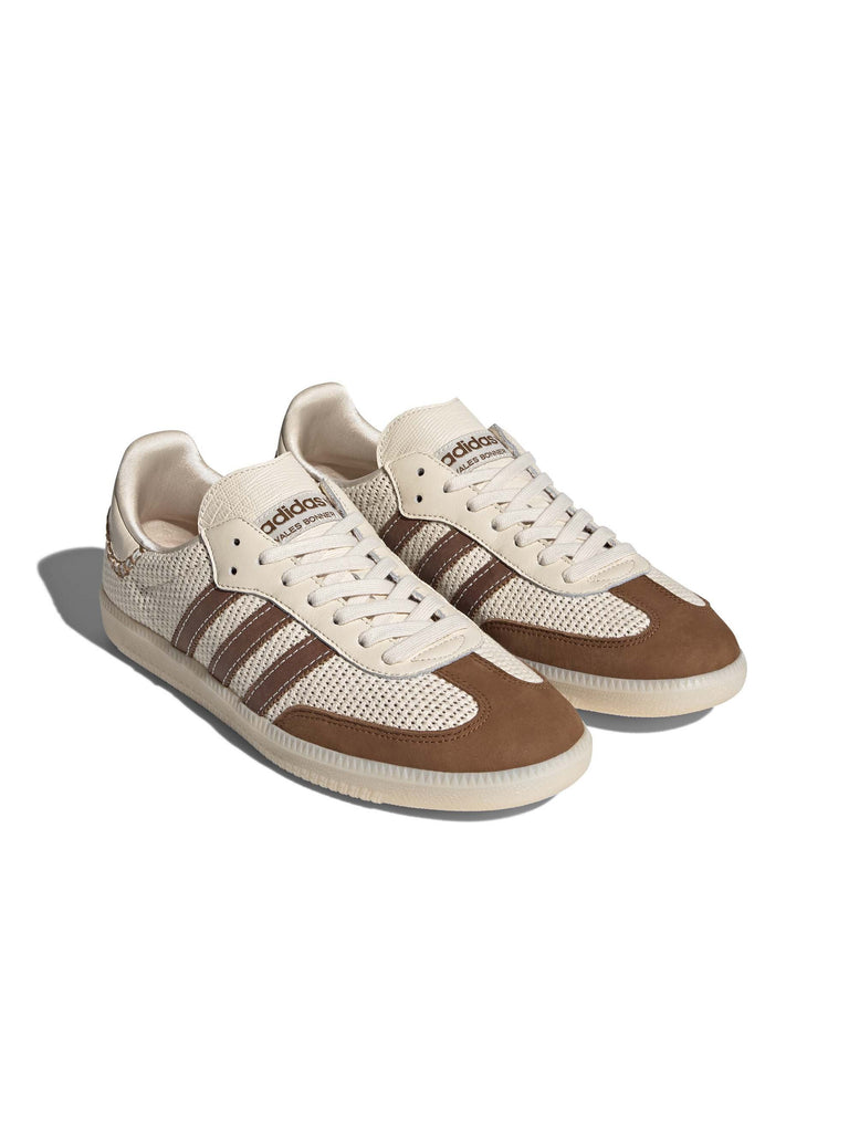 Cream White / Brown Adidas x Wales Bonner Samba 215973426036813