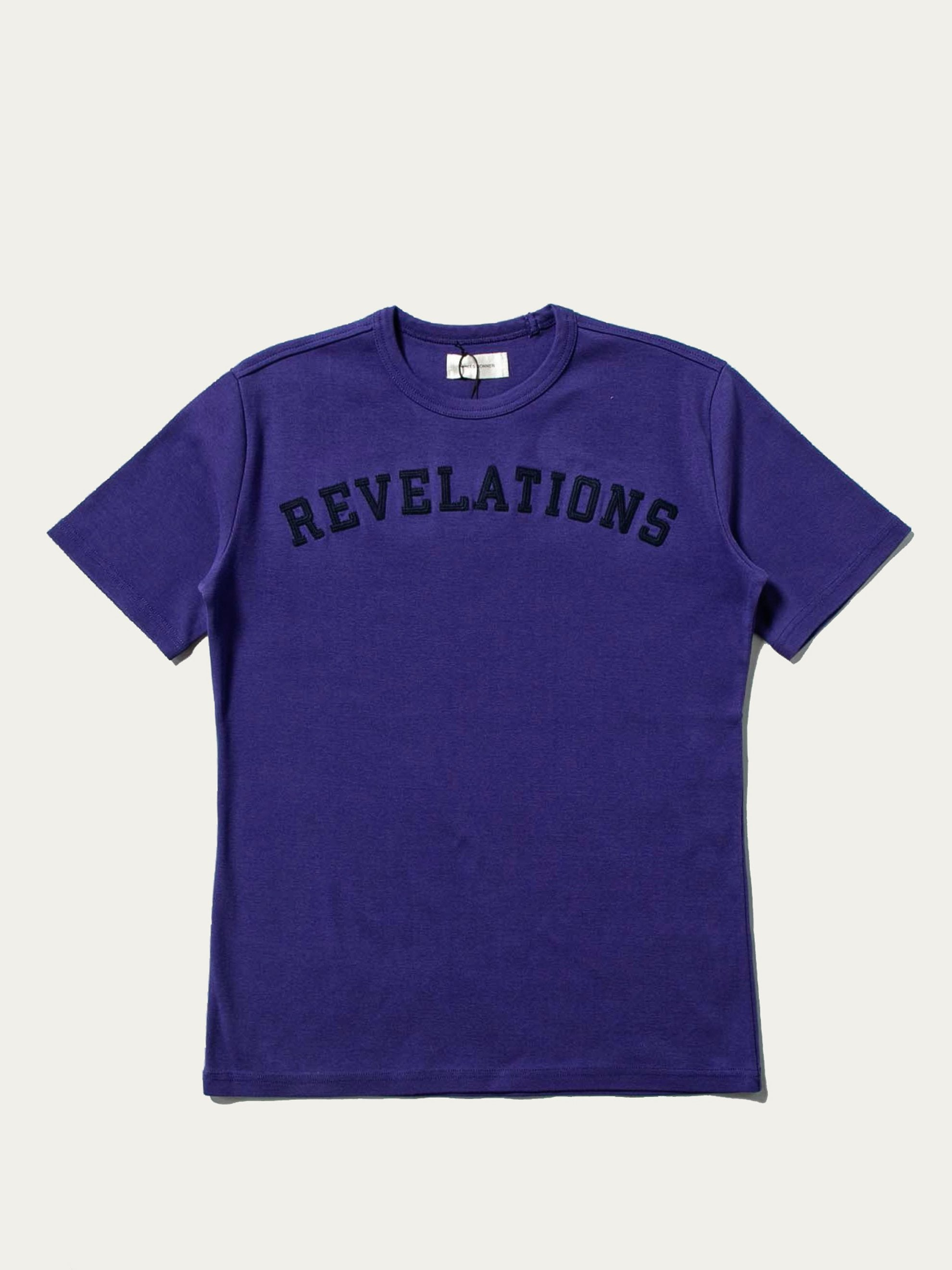 Royal Purple Invocation Revelation T-Shirt 1