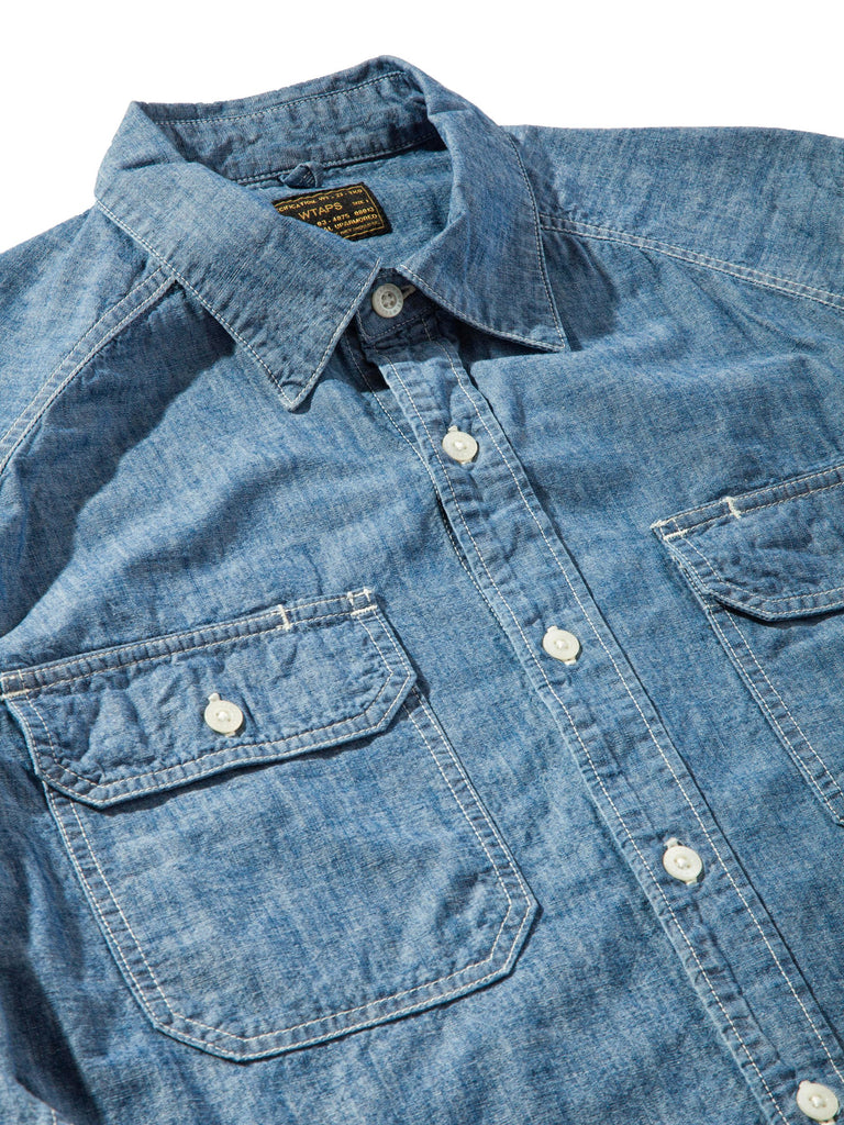 Seagull Shirt Chambray