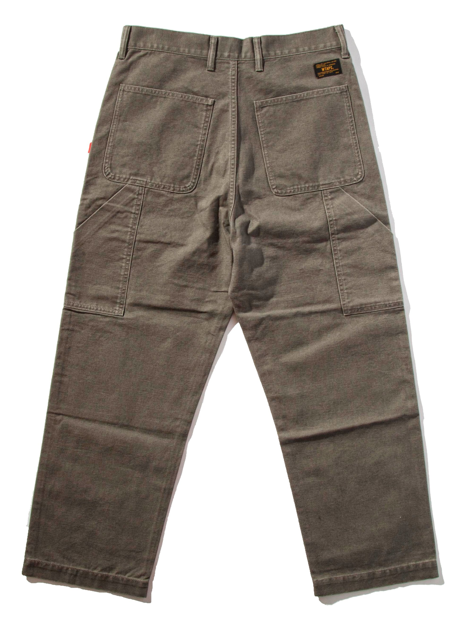 Olive Drab Armstrong Trousers (Duck) 15