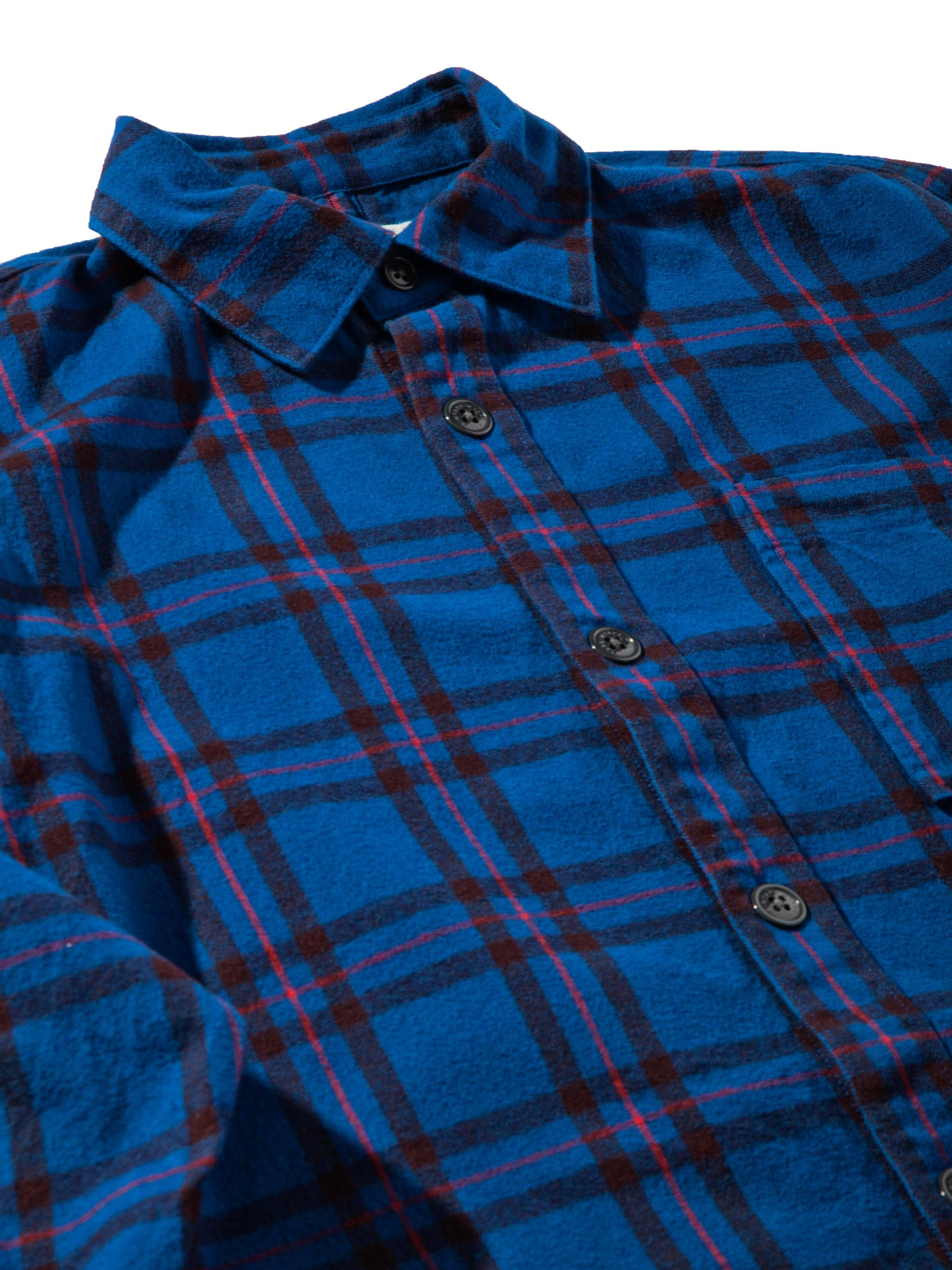 Blue Frock LS Shirt 7