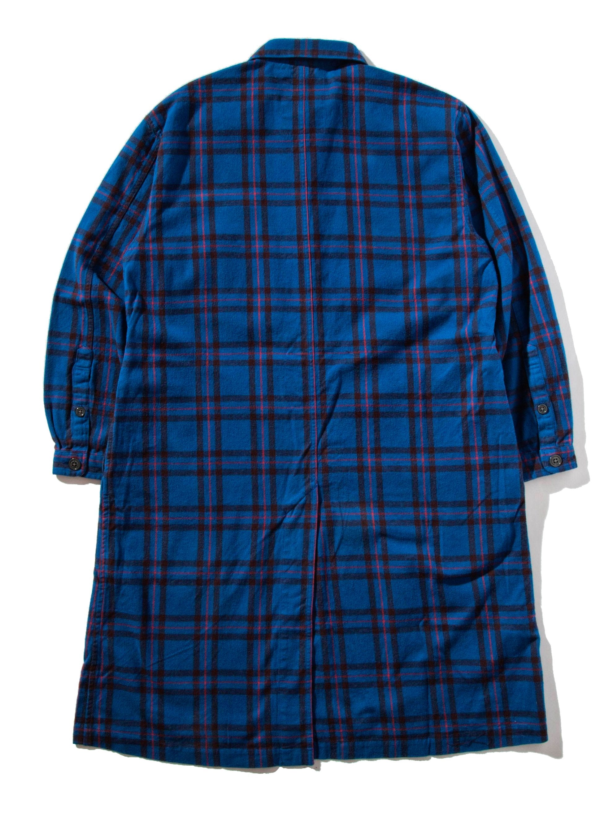Blue Frock LS Shirt 10