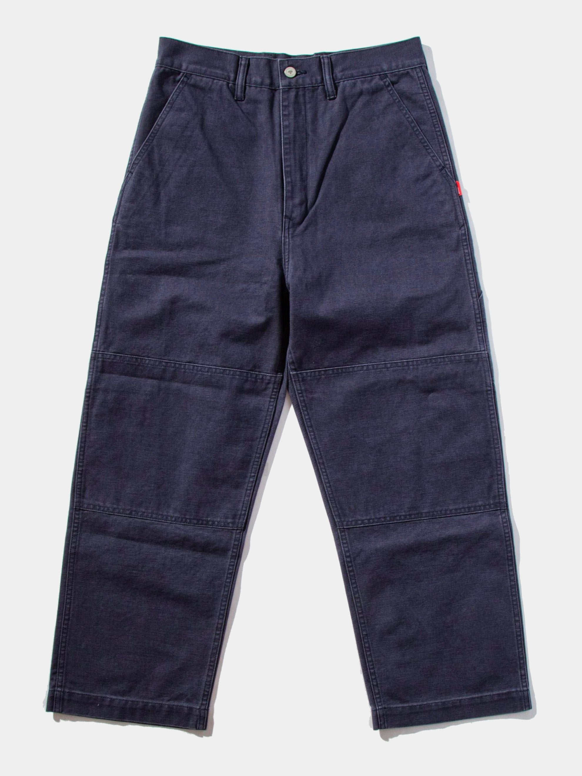 Navy Armstrong Trousers (Duck) 1