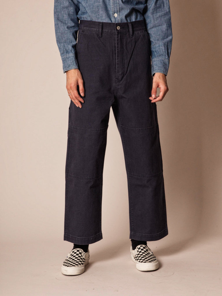 Navy Armstrong Trousers (Duck) 324217200841