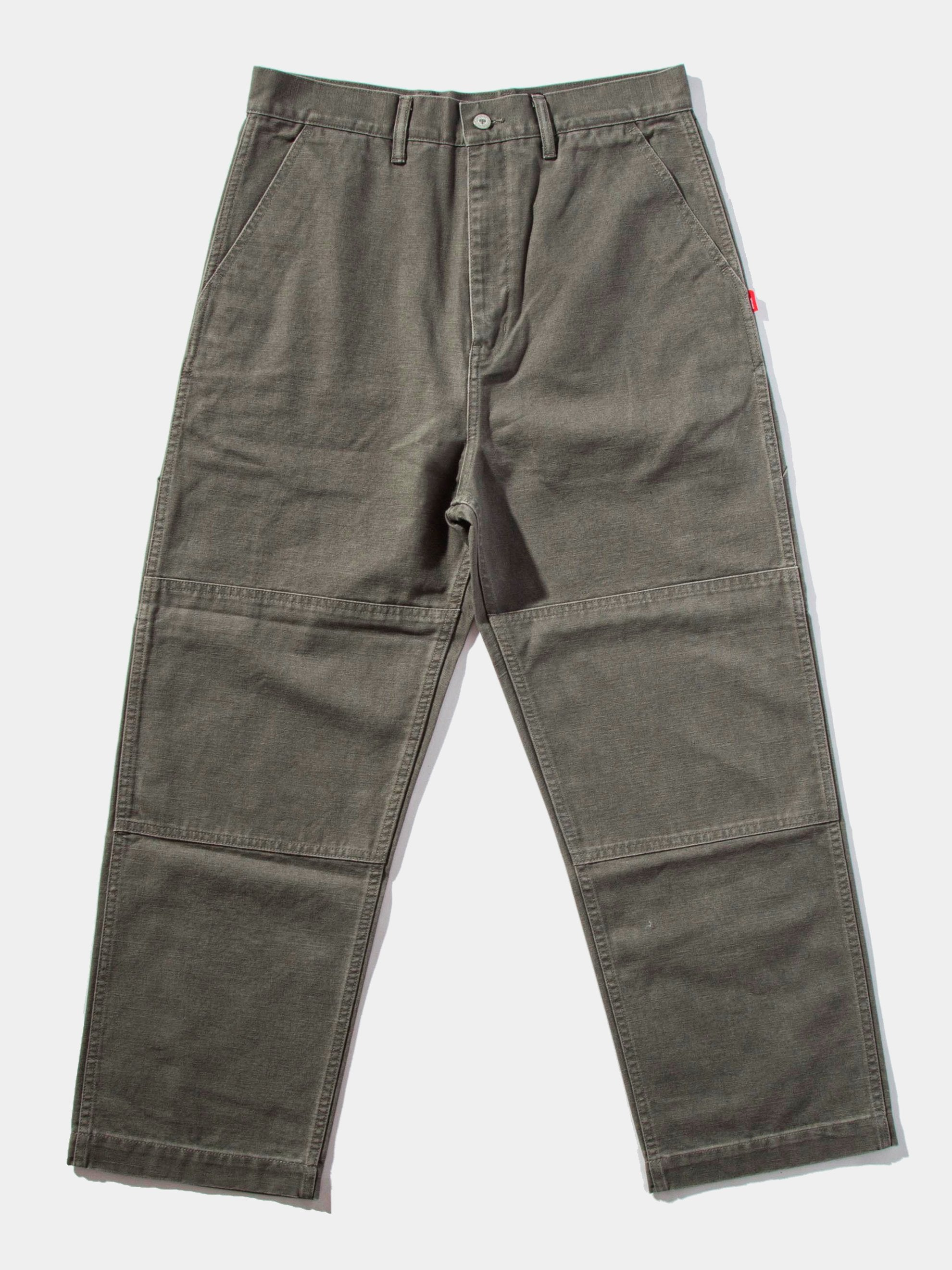Olive Drab Armstrong Trousers (Duck) 14
