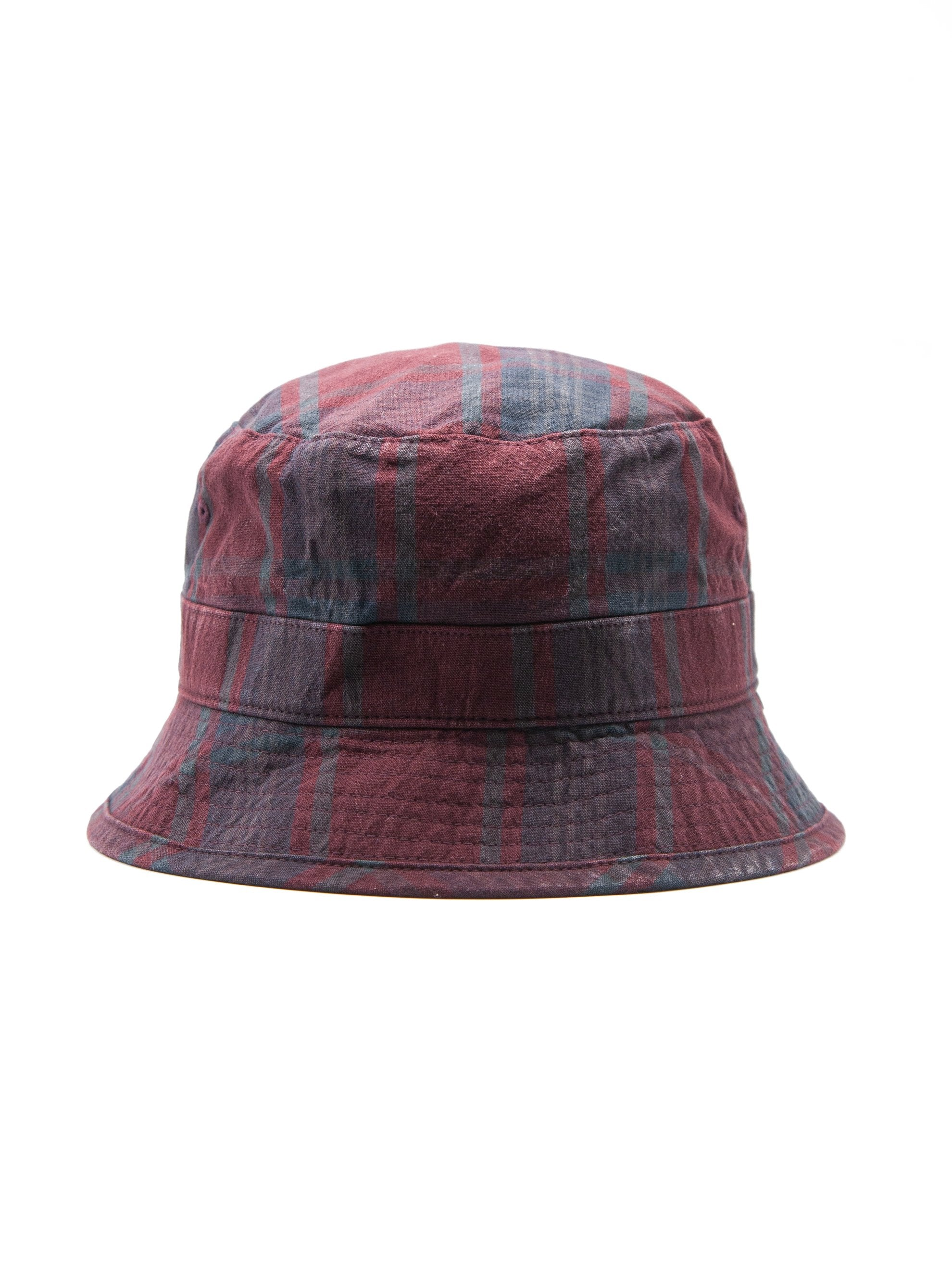 Bucket 01 / Hat Cotton Poplin Textile