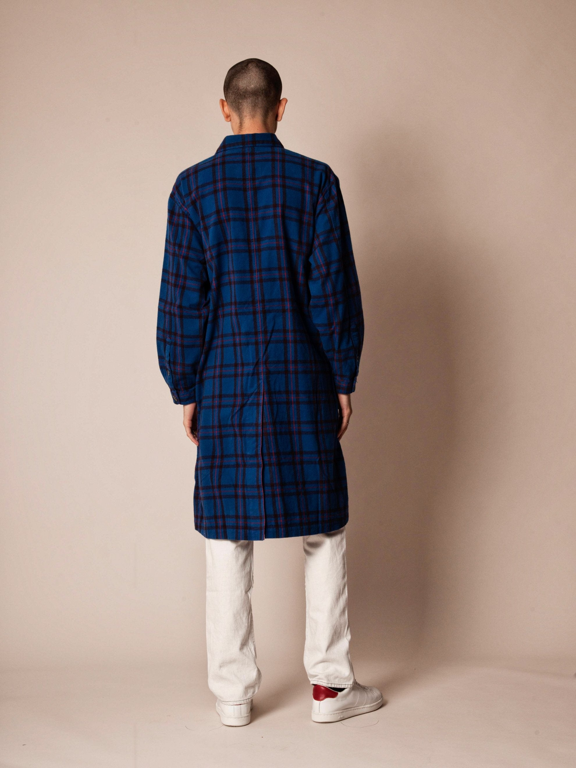 Blue Frock LS Shirt 5