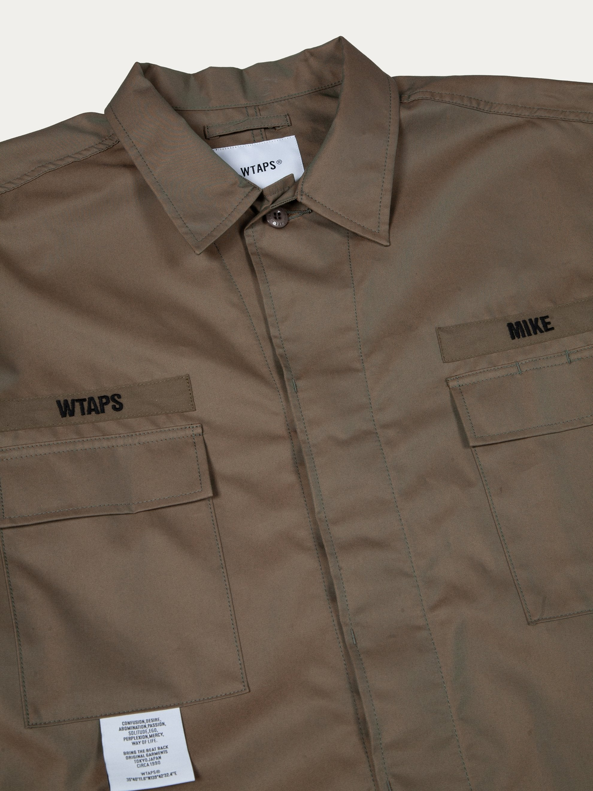 Guardian / Jacket Copo Twill
