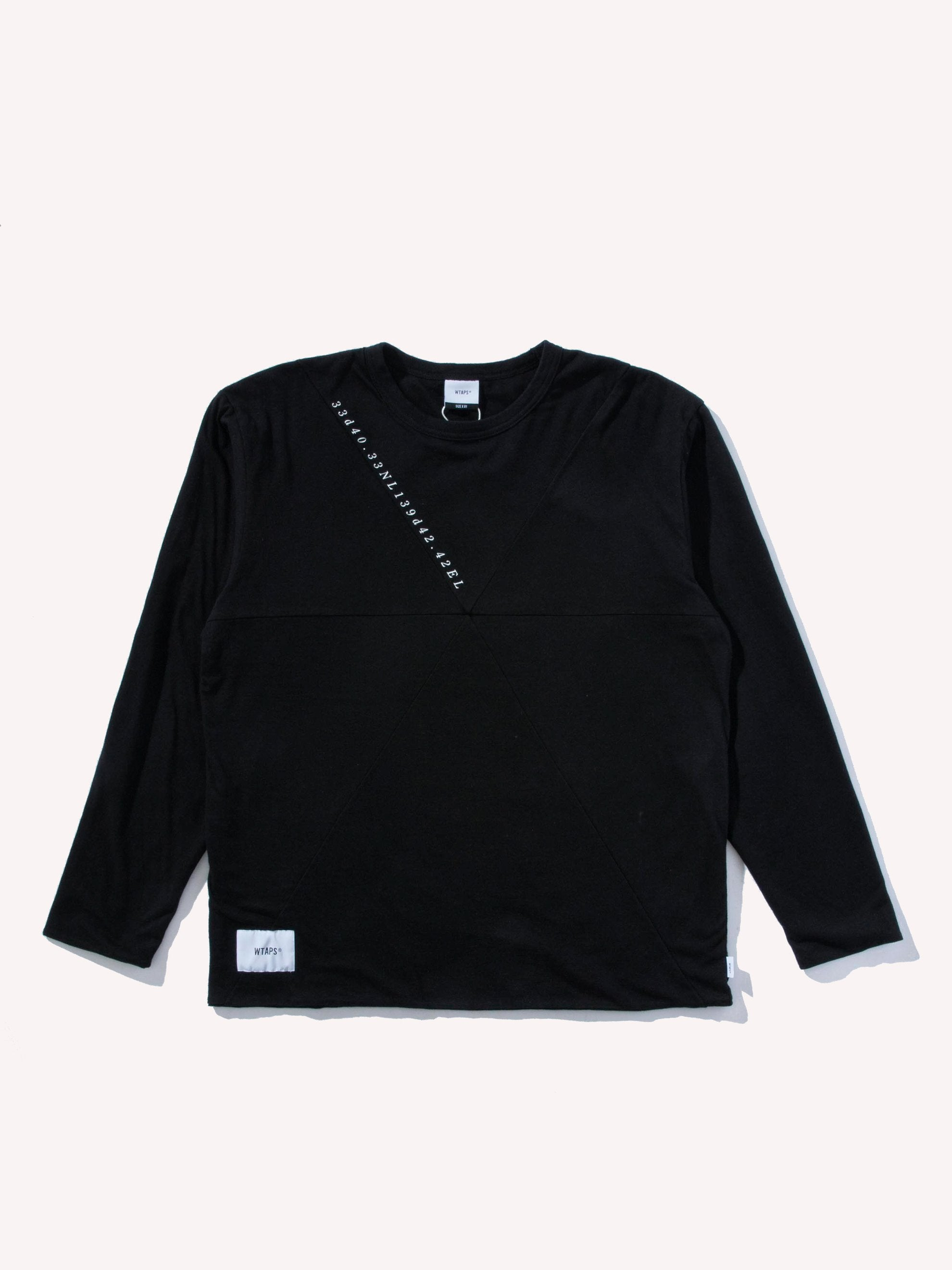 Black Dungeon L/S T-Shirt 1