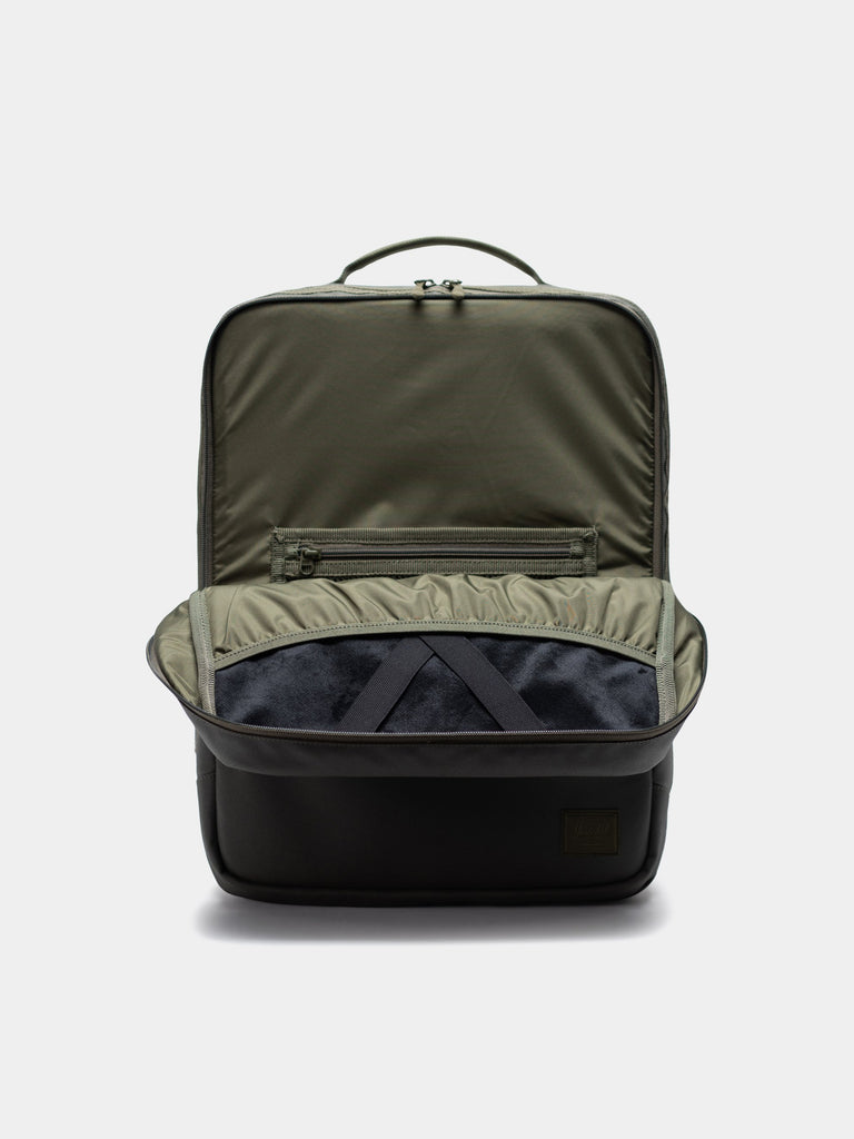 Burnt Olive Wtaps x Herschel Vessel Bag 313569943306317