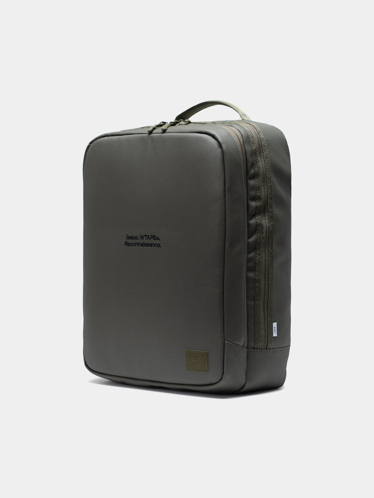 Burnt Olive Wtaps x Herschel Vessel Bag 413569943339085