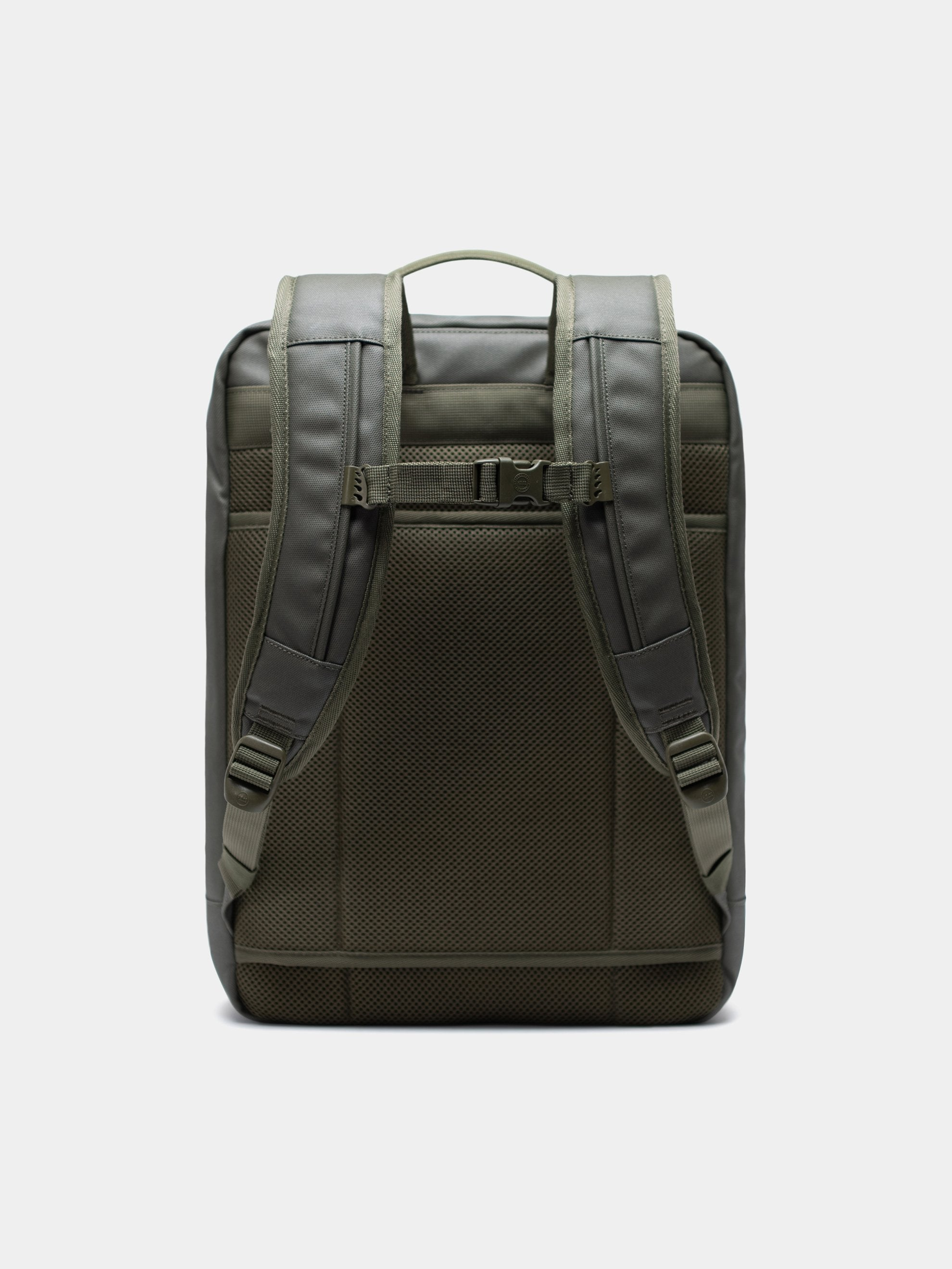 Burnt Olive Wtaps x Herschel Vessel Bag 5