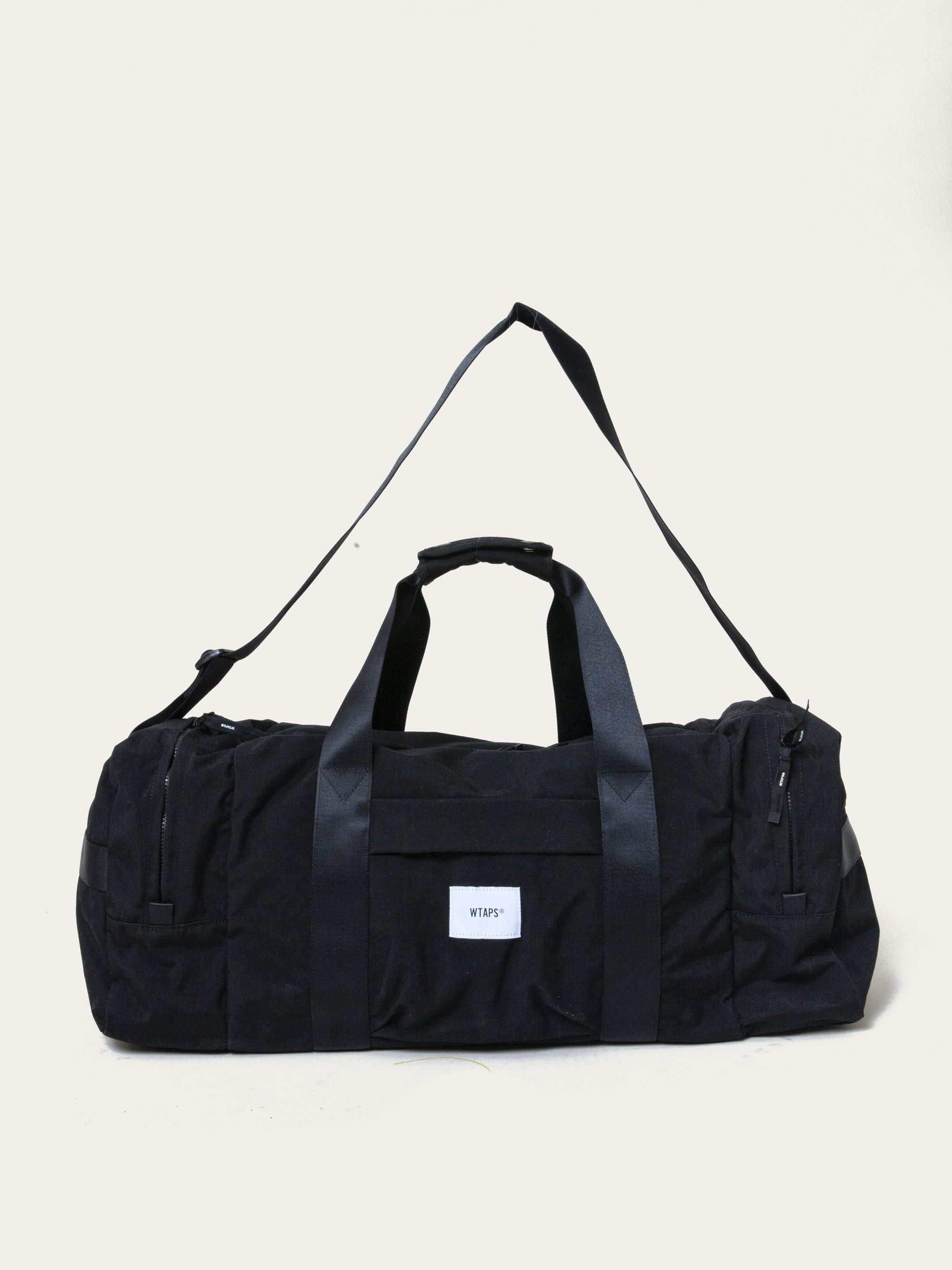 Black Enroll Duffle Bag 1